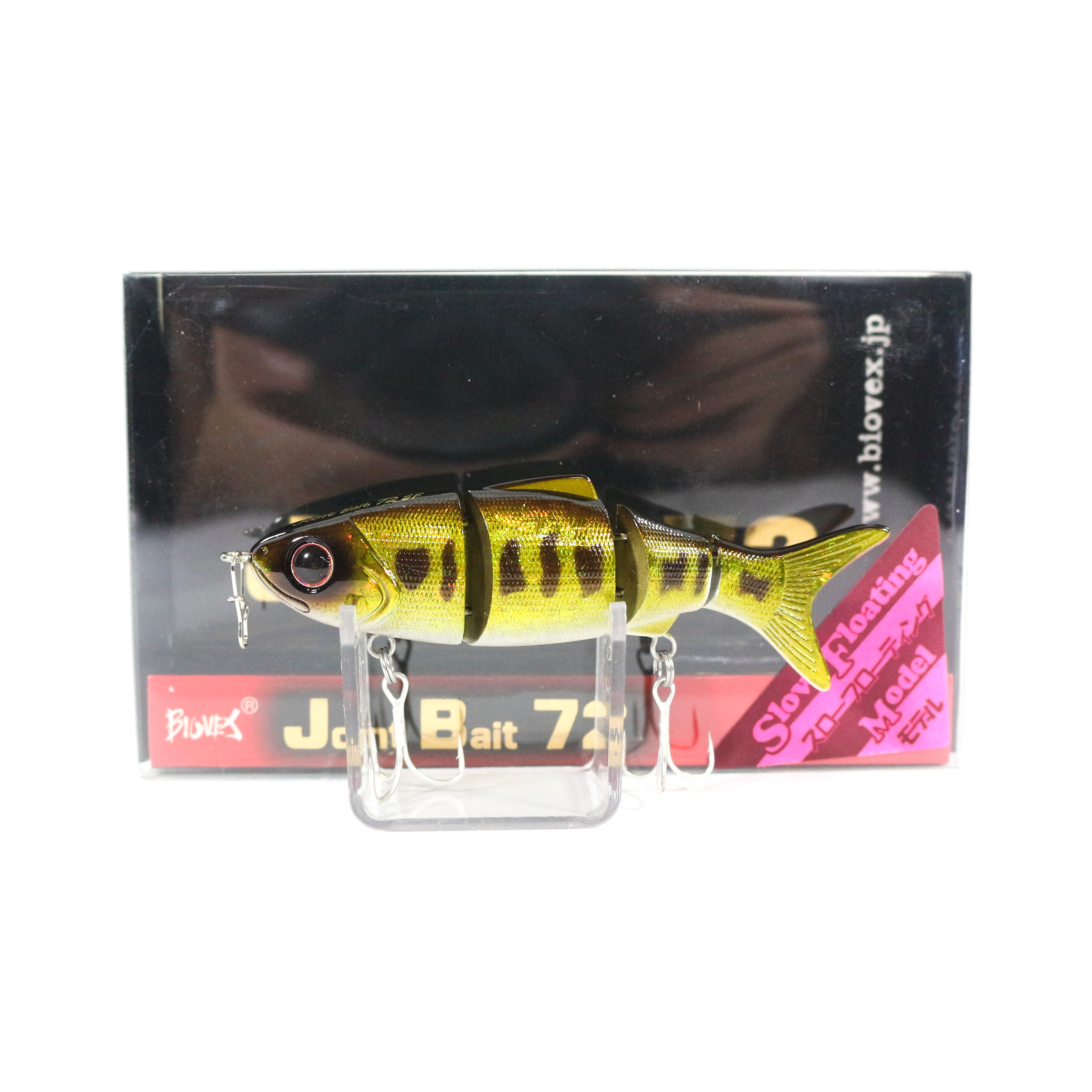 Biovex Joint Bait 72SF Flat Side Slow Floating Lure 30 (3338)
