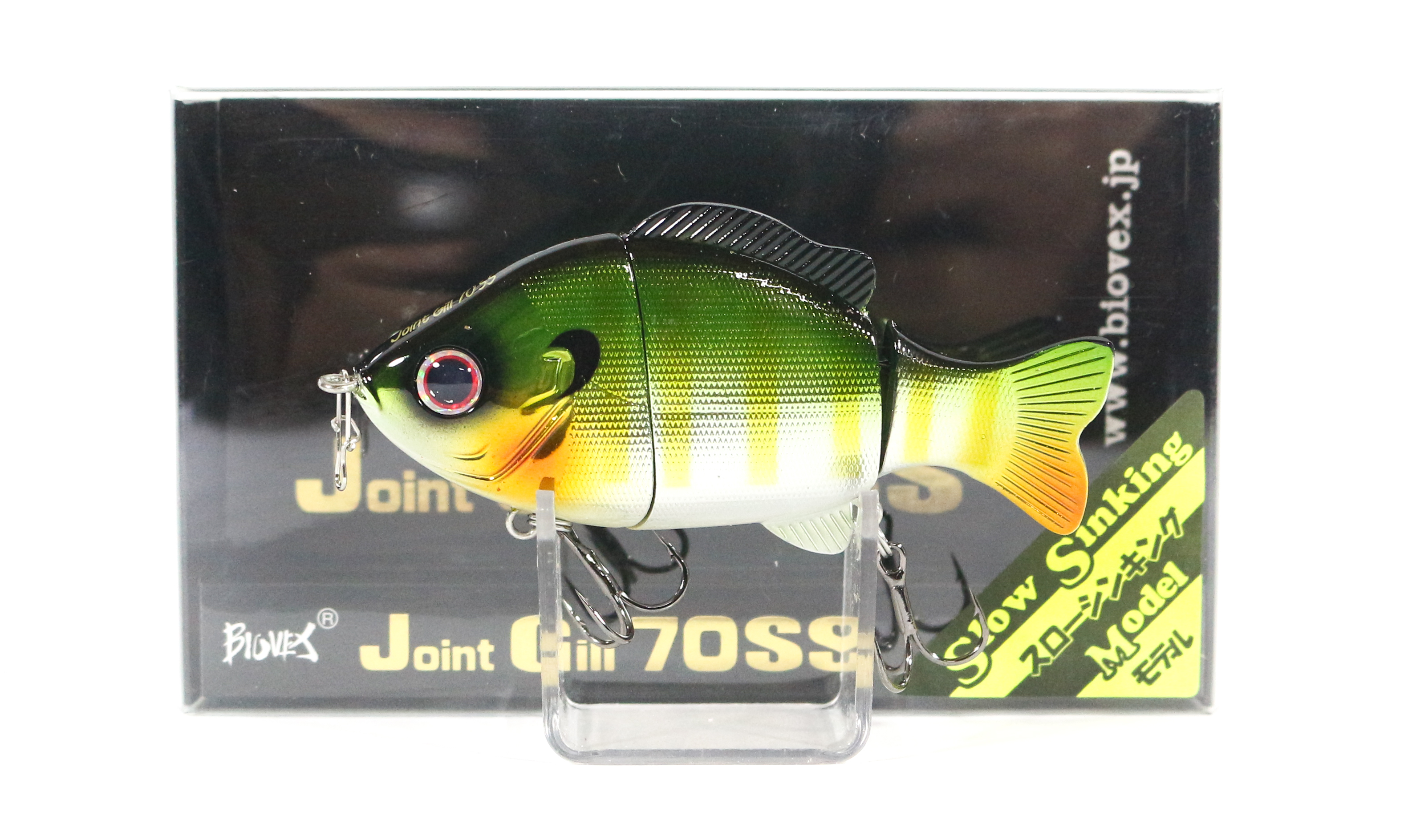 Biovex Joint Gill 70SS Flat Side Slow Sinking Lure 76 (4359)