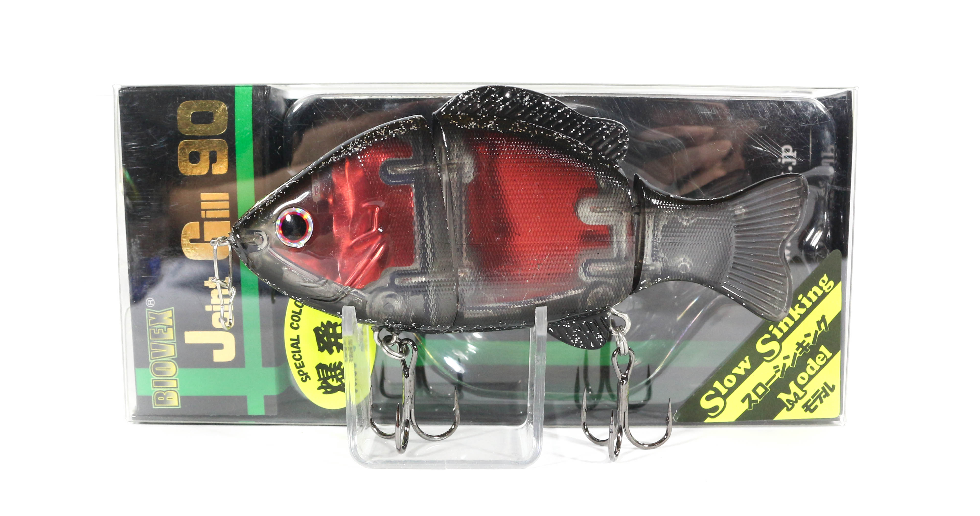 Biovex Joint Gill 90SS Flat Side Slow Sinking Lure 28 (0627)