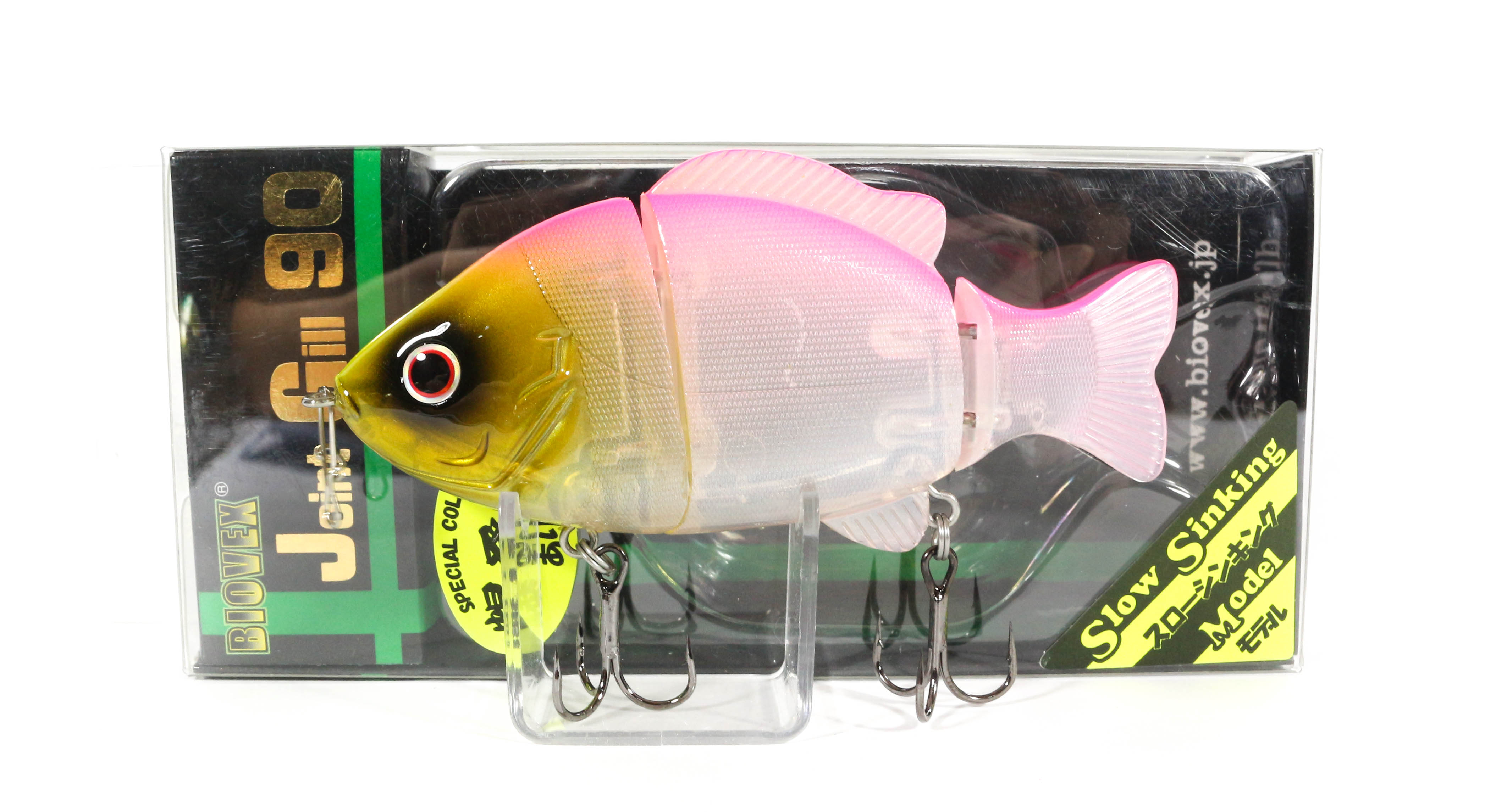 Biovex Joint Gill 90SS Flat Side Slow Sinking Lure 83 (1600)