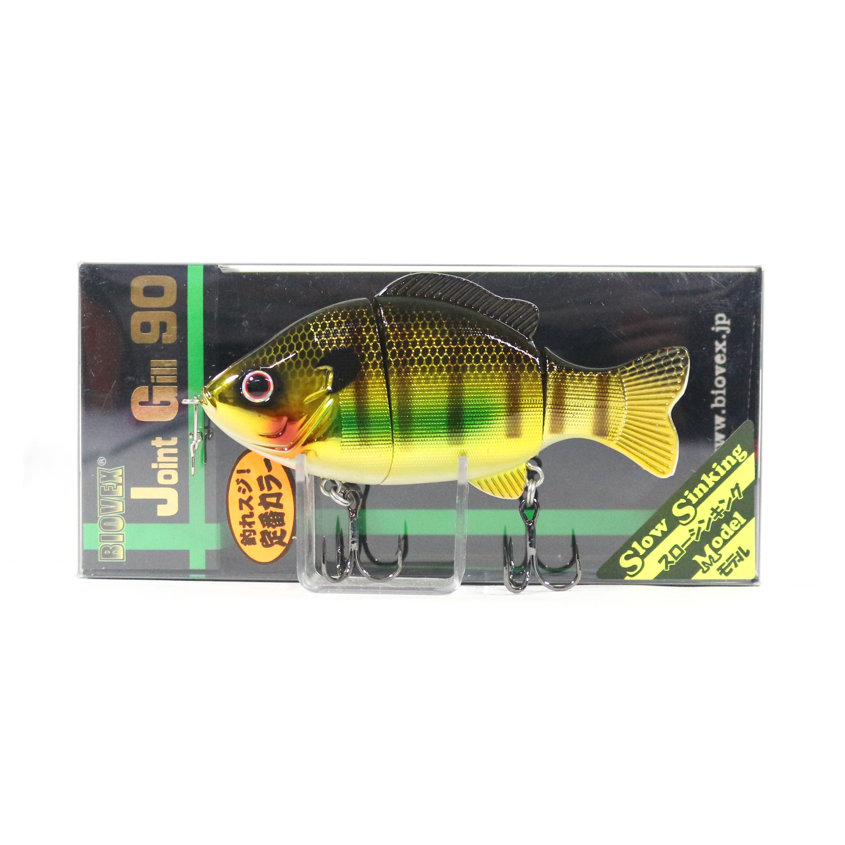 Biovex Joint Gill 90SS Flat Side Slow Sinking Lure 93 (5387)