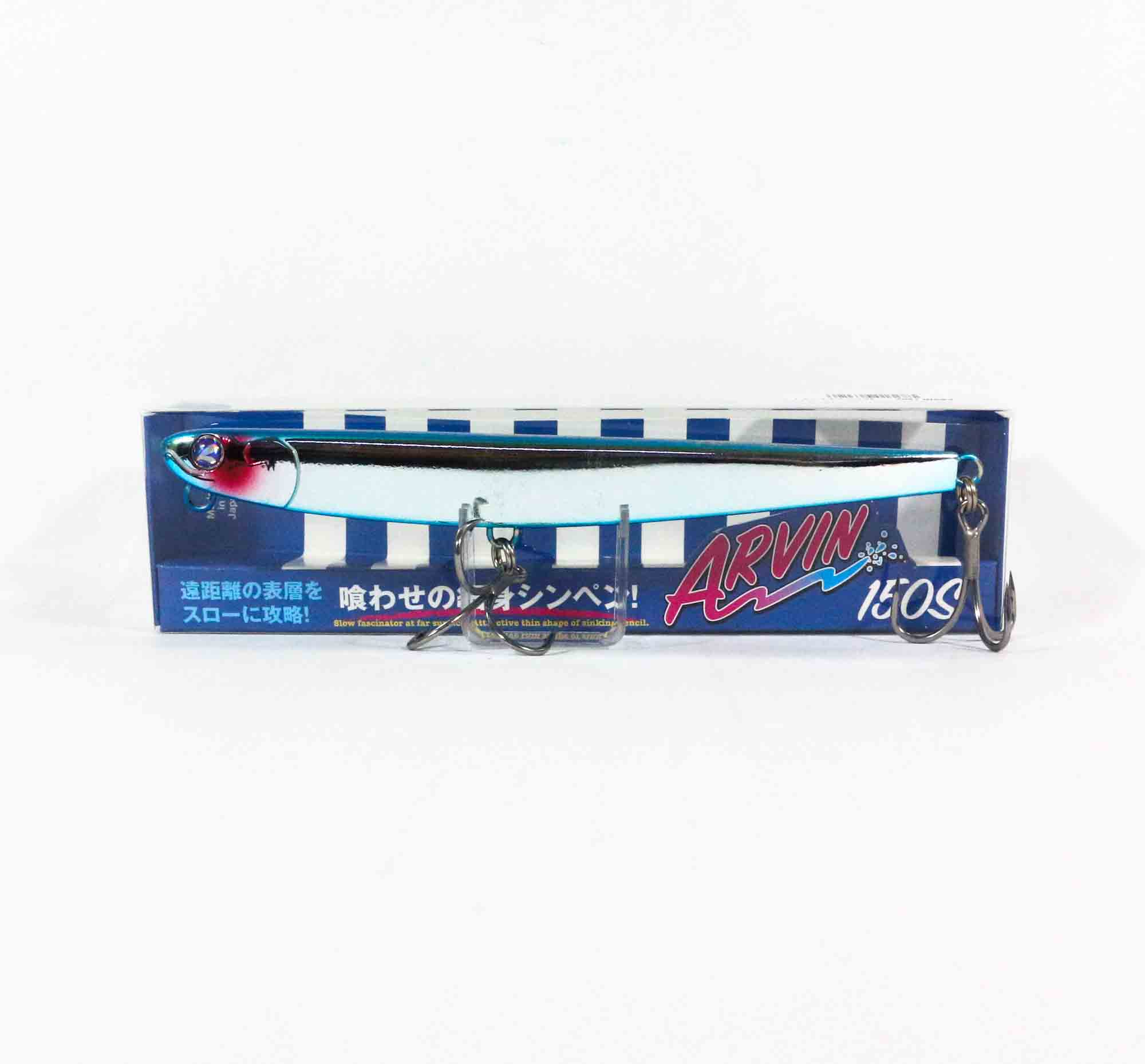 Blue Blue Arvin 150S Sinking Lure 01 (3072)