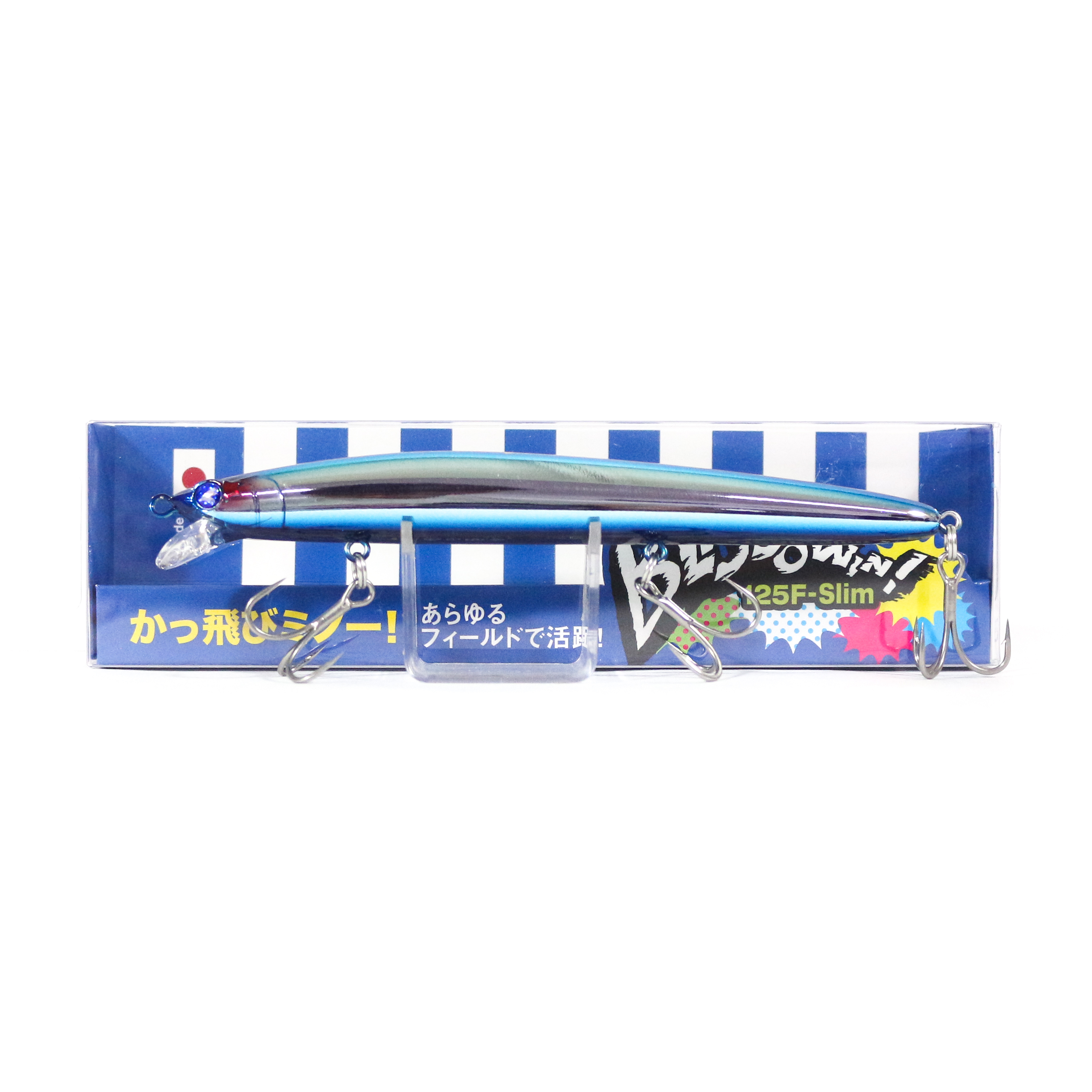 Blue Blue Blooowin 125F 14 grams Floating Lure 01 (8208)