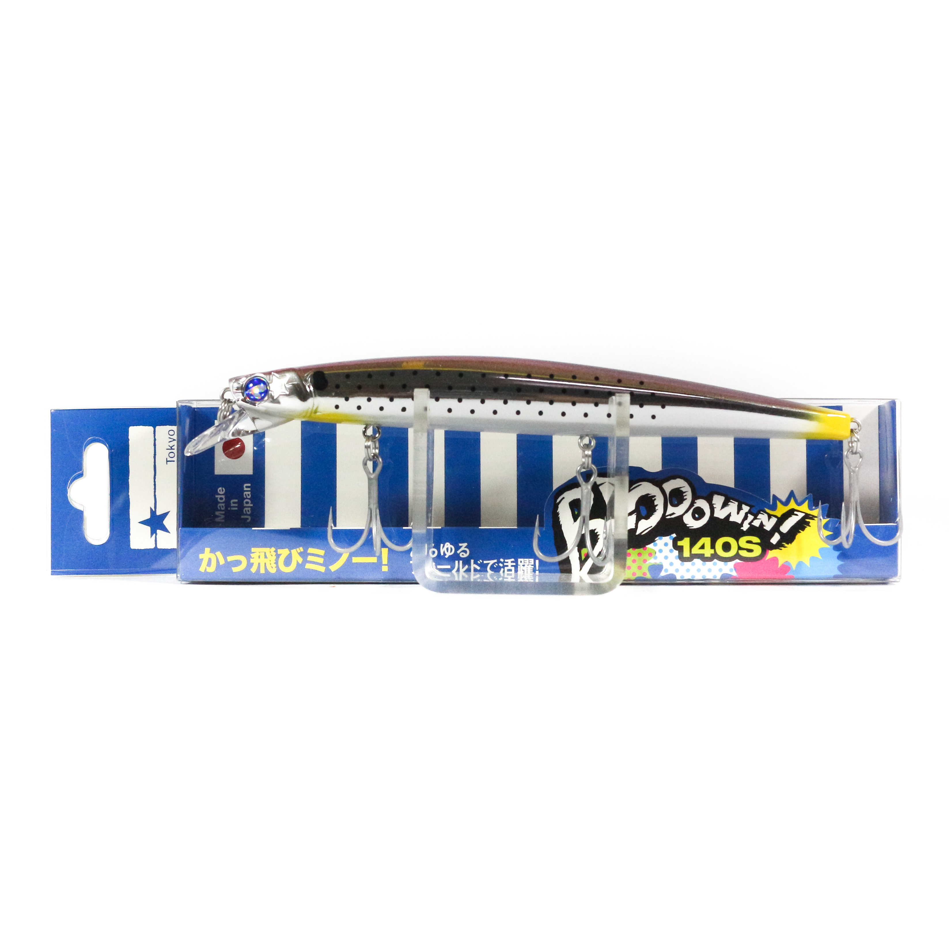 Blue Blue Blooowin 140S 23 grams Sinking Lure 07 (0894)