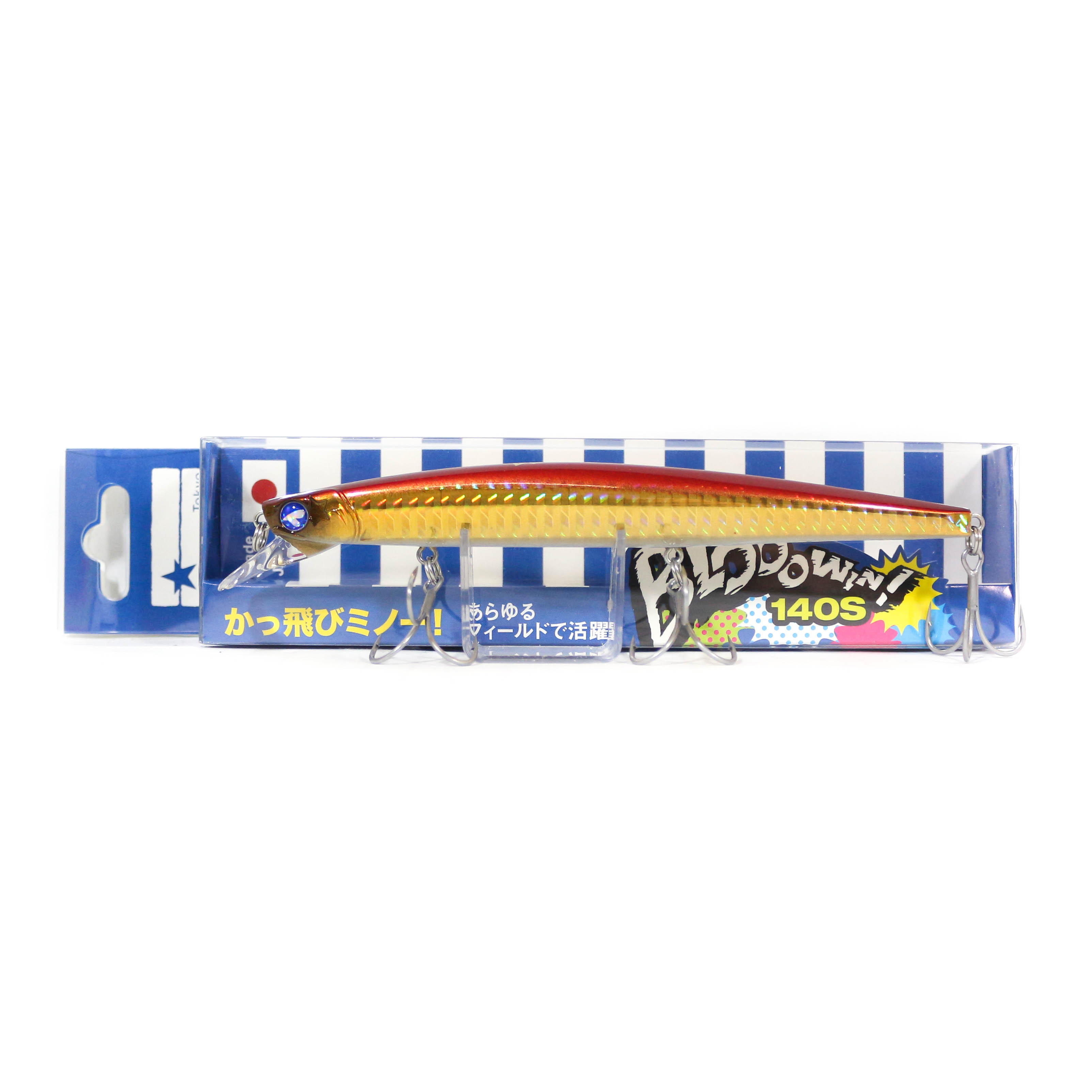 Blue Blue Blooowin 140S 23 grams Sinking Lure 09 (0917)
