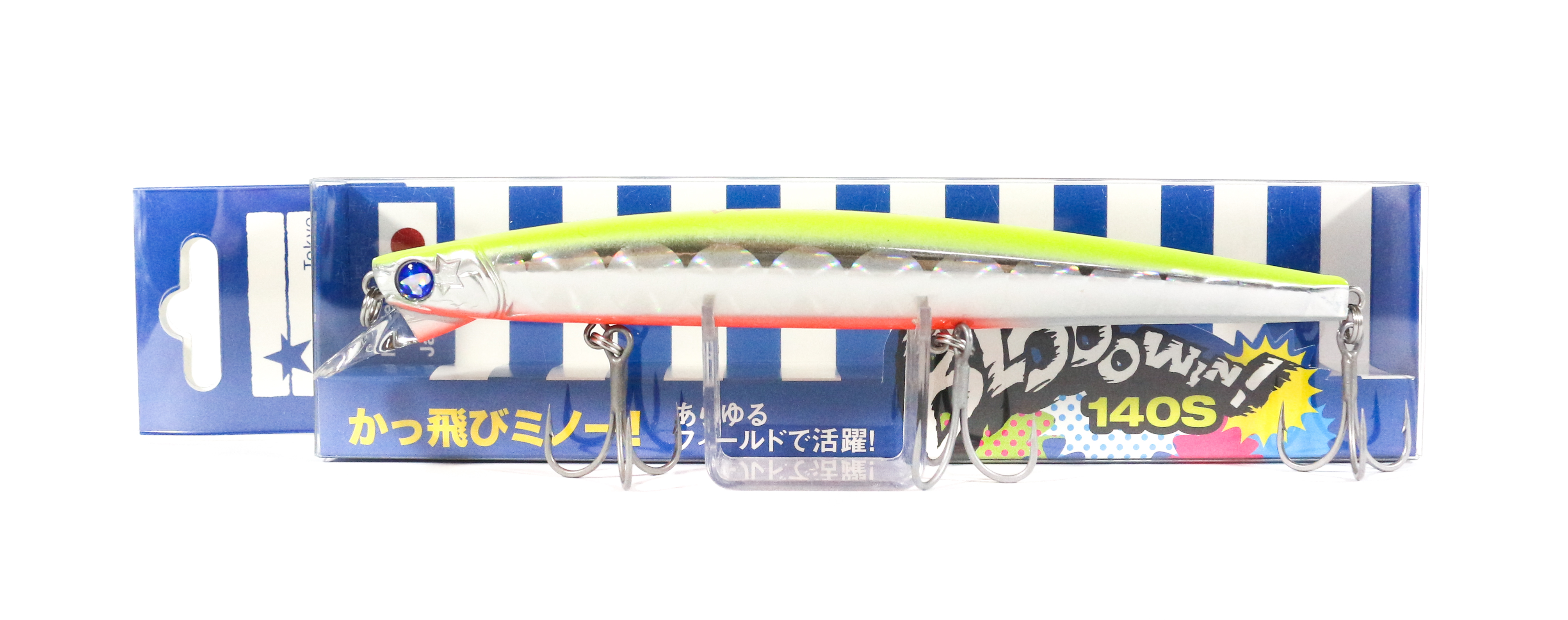 Blue Blue Blooowin 140S 23 grams Sinking Lure 19 (2102)