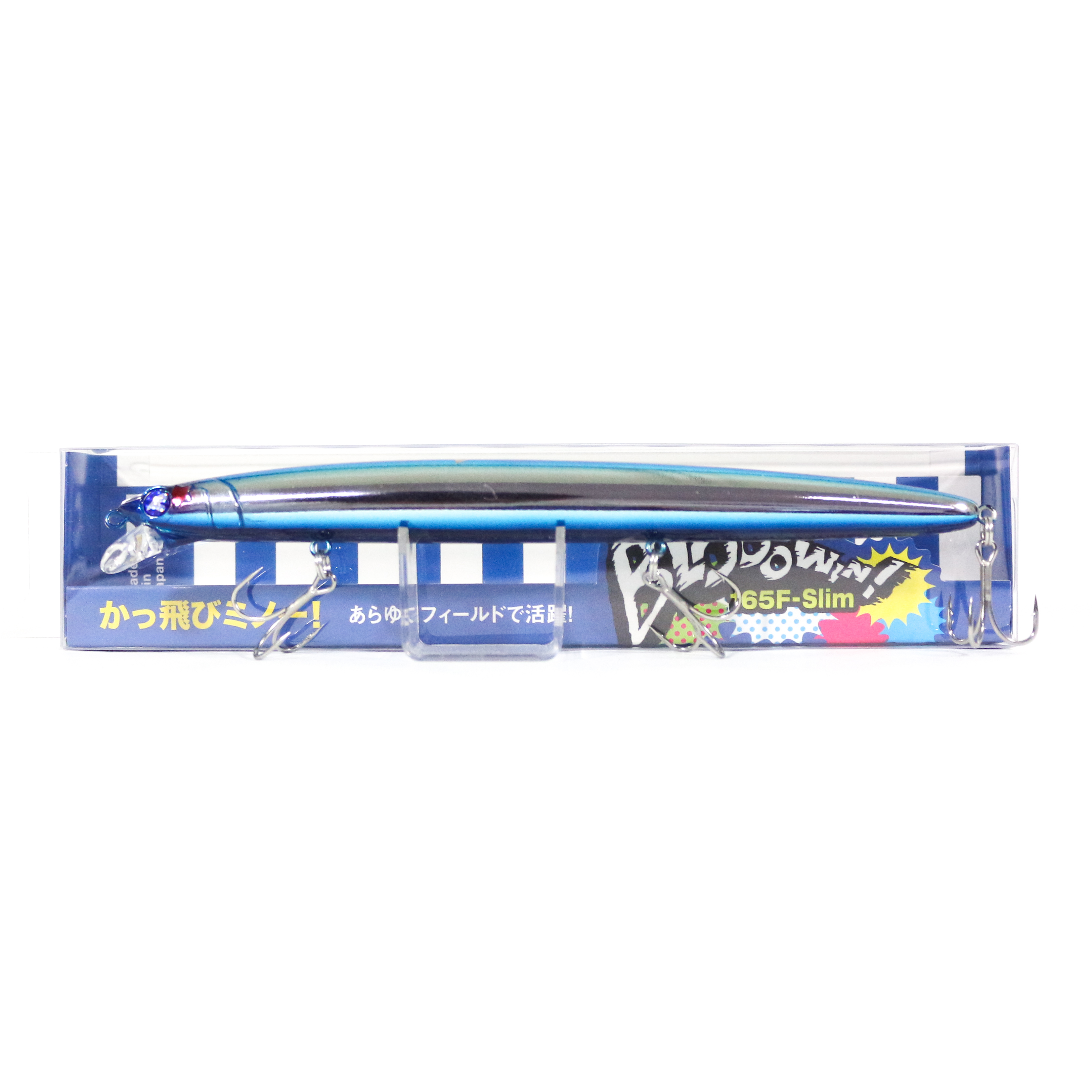 Blue Blue Blooowin 165F 24 grams Floating Lure 01 (5757)