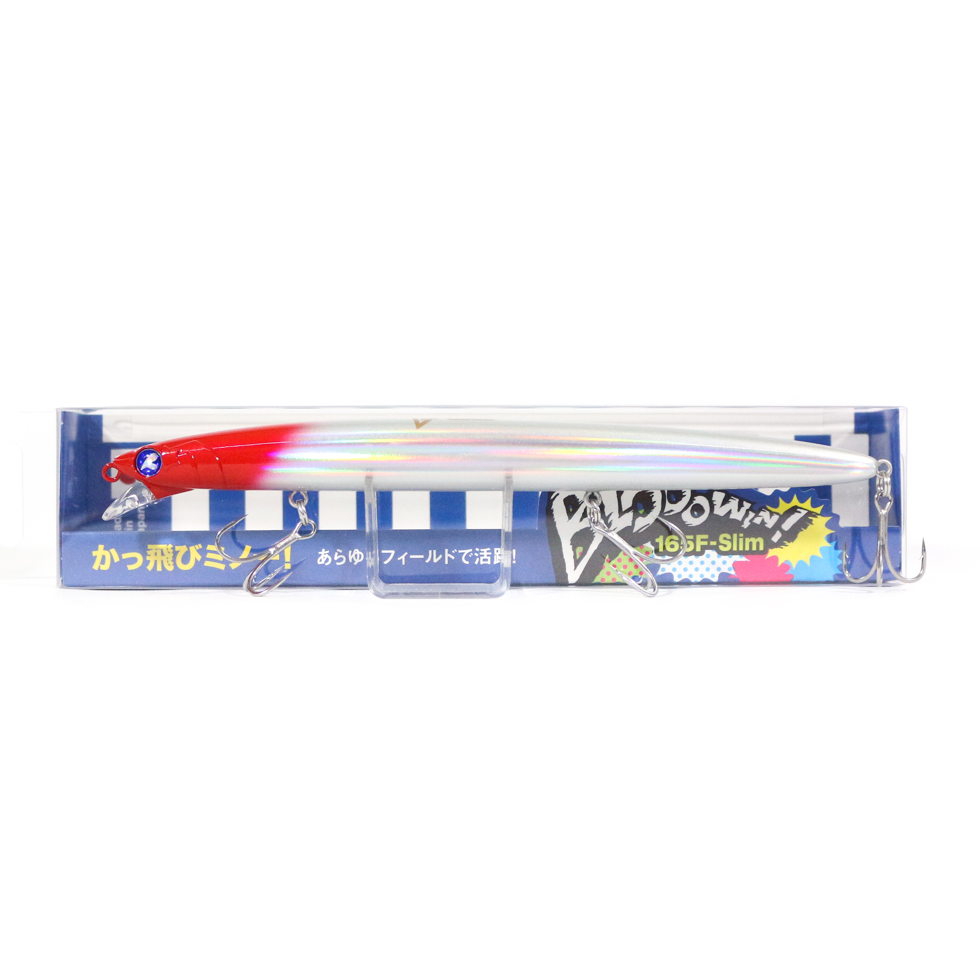 Blue Blue Blooowin 165F 24 grams Floating Lure 02 (5764)
