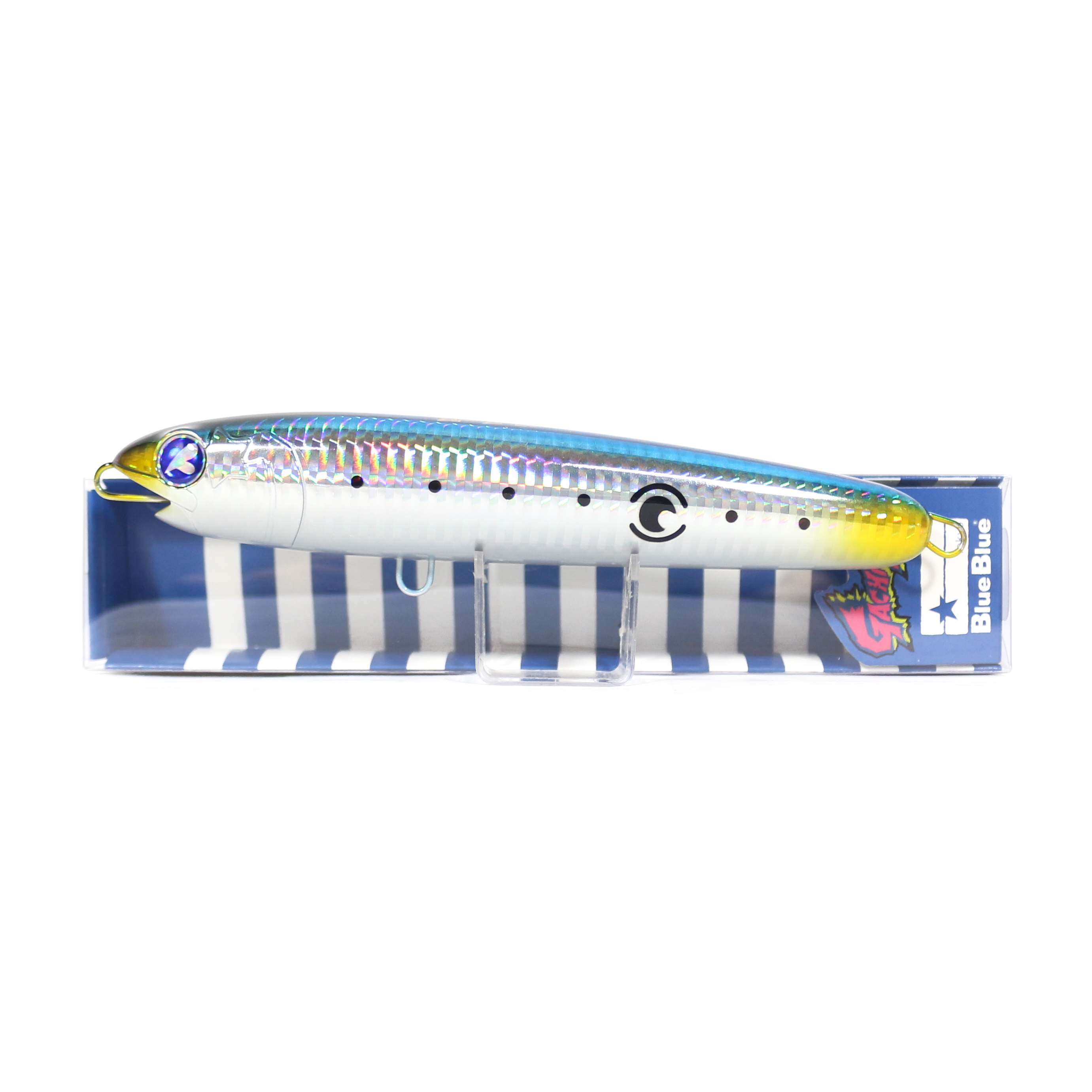 Blue Blue Gachipen 160 Pencil 53 gram Floating Lure 10 (0224)