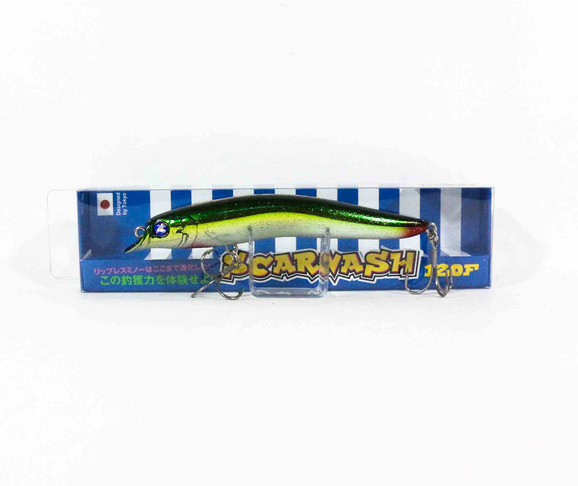 Blue Blue Scarnash 120F Floating Lure 12 (3065)
