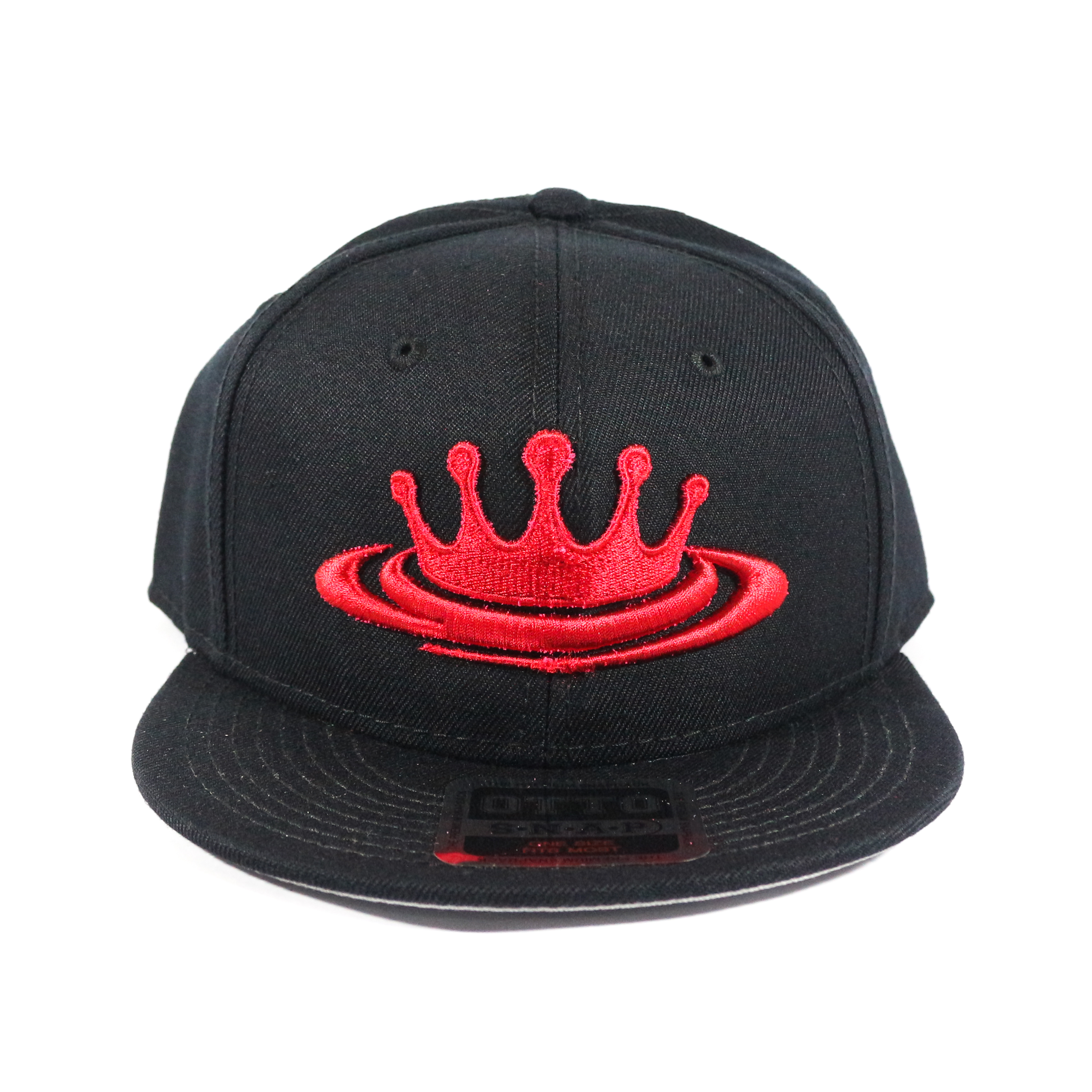 Bombada Cap Crown Original Japan Free Size Black (4745)