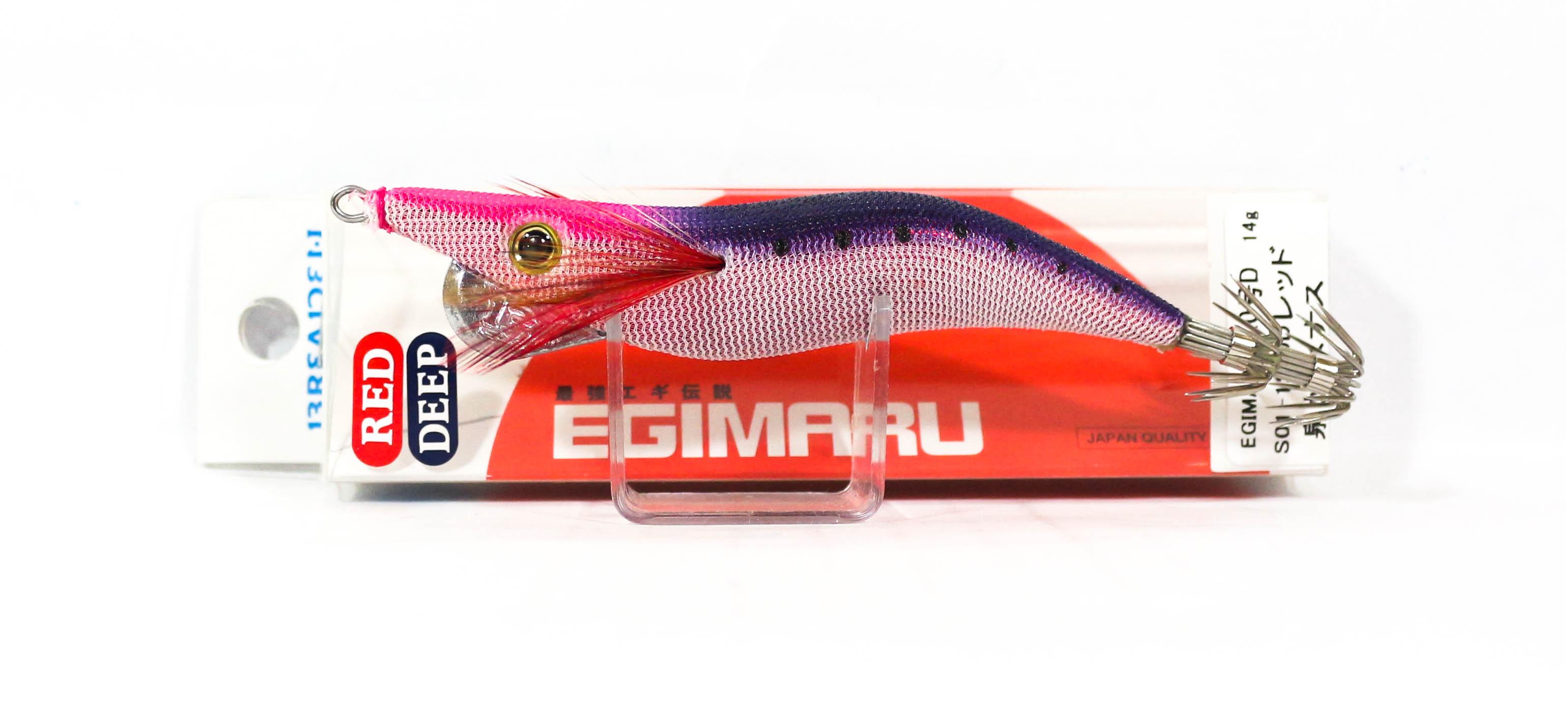 Breaden Egimaru Squid Jig Sinking Lure 3.0D S01-1230D (7494)