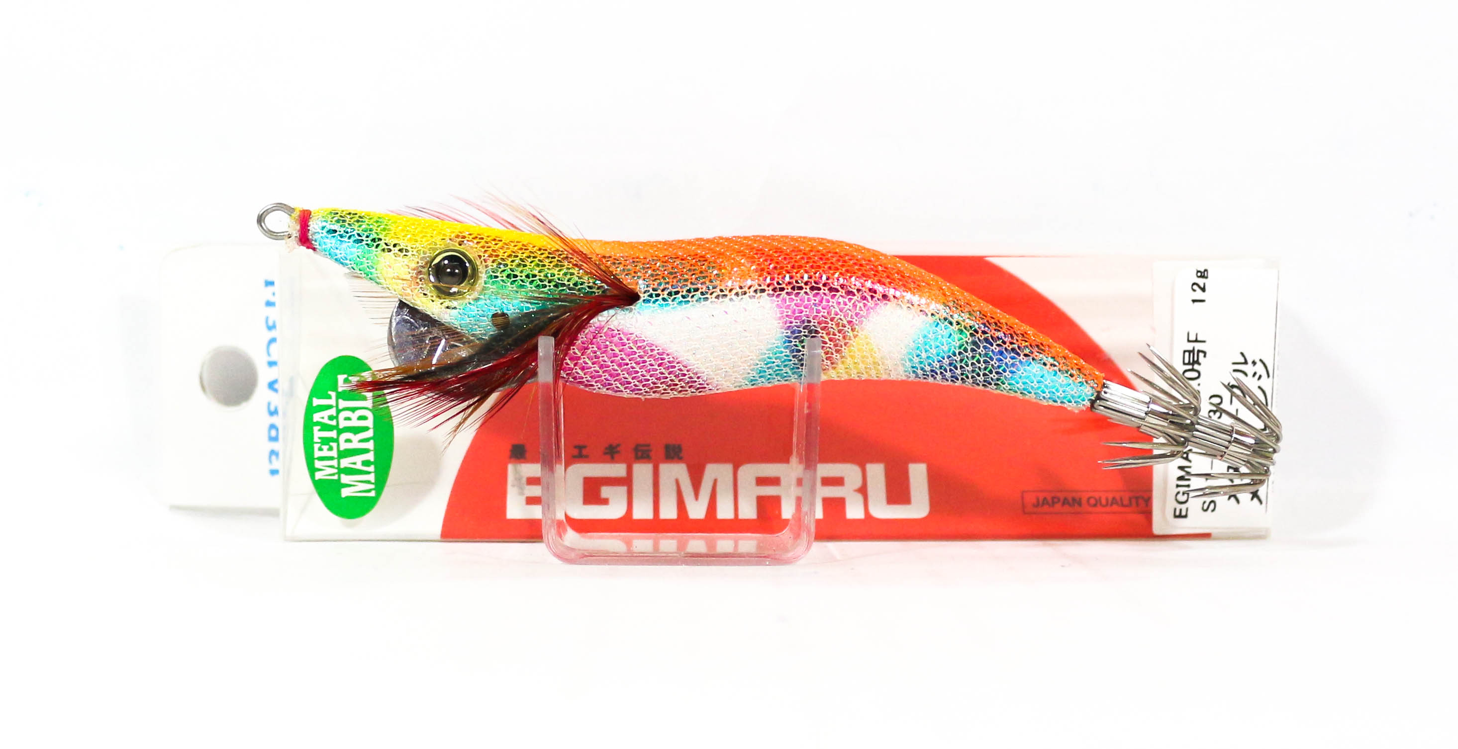 Breaden Egimaru Squid Jig Sinking Lure 3.0F S01-DO30 (5063)