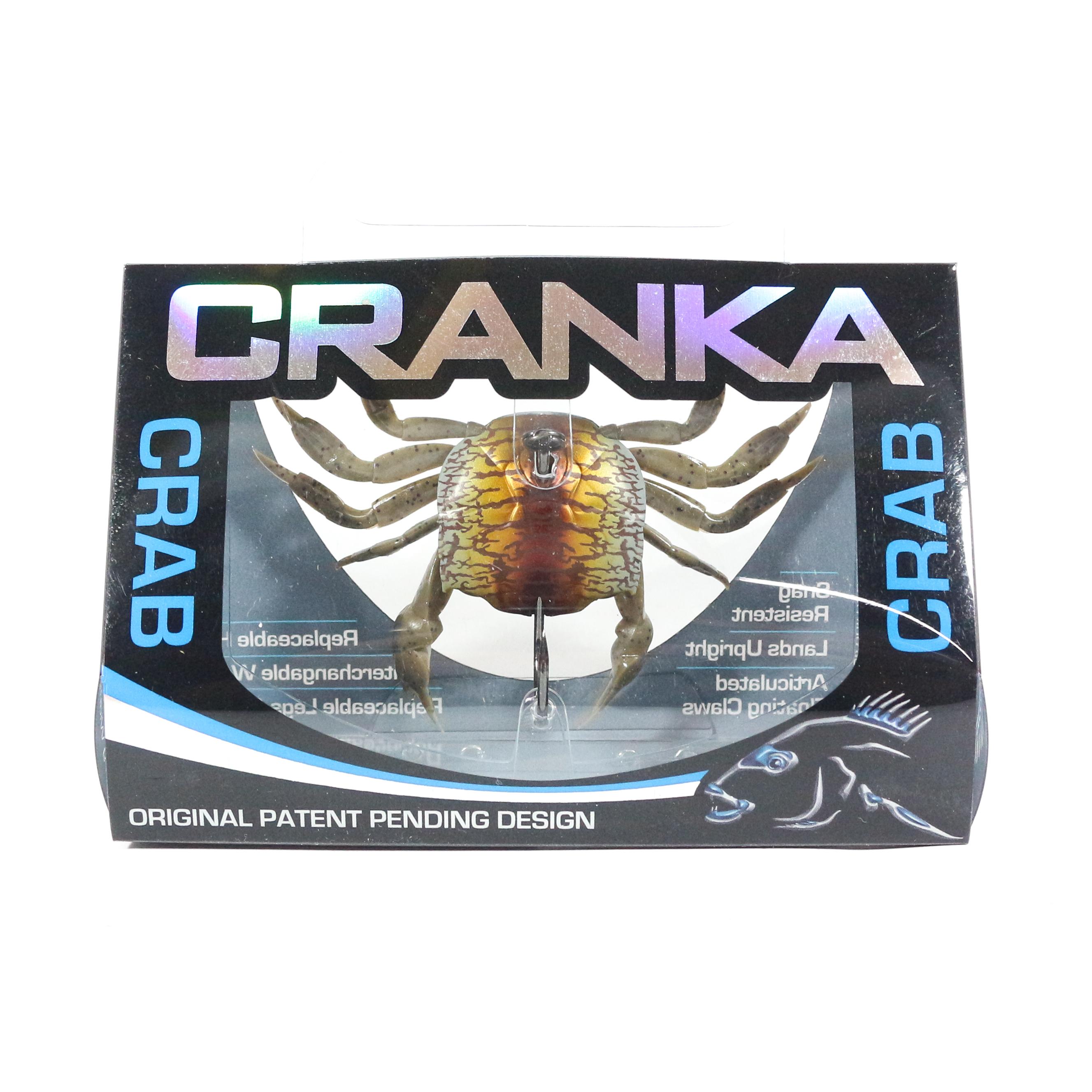 Cranka Crab Sinking Lure 21 grams CRS-85-CKL (5440)