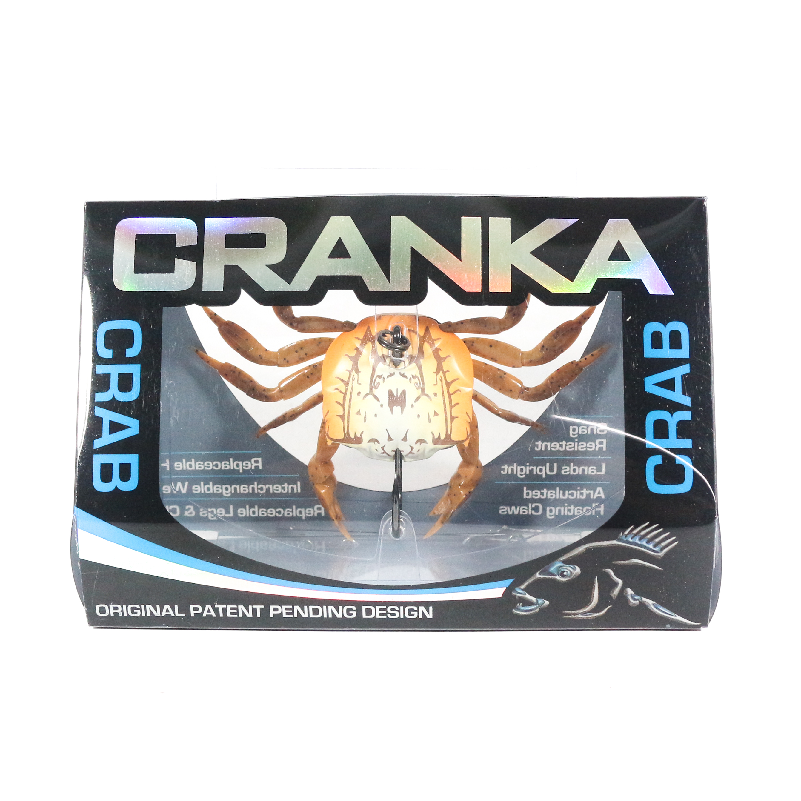Sale Cranka Crab Sinking Lure 21 grams CRS-85-FID (5471)