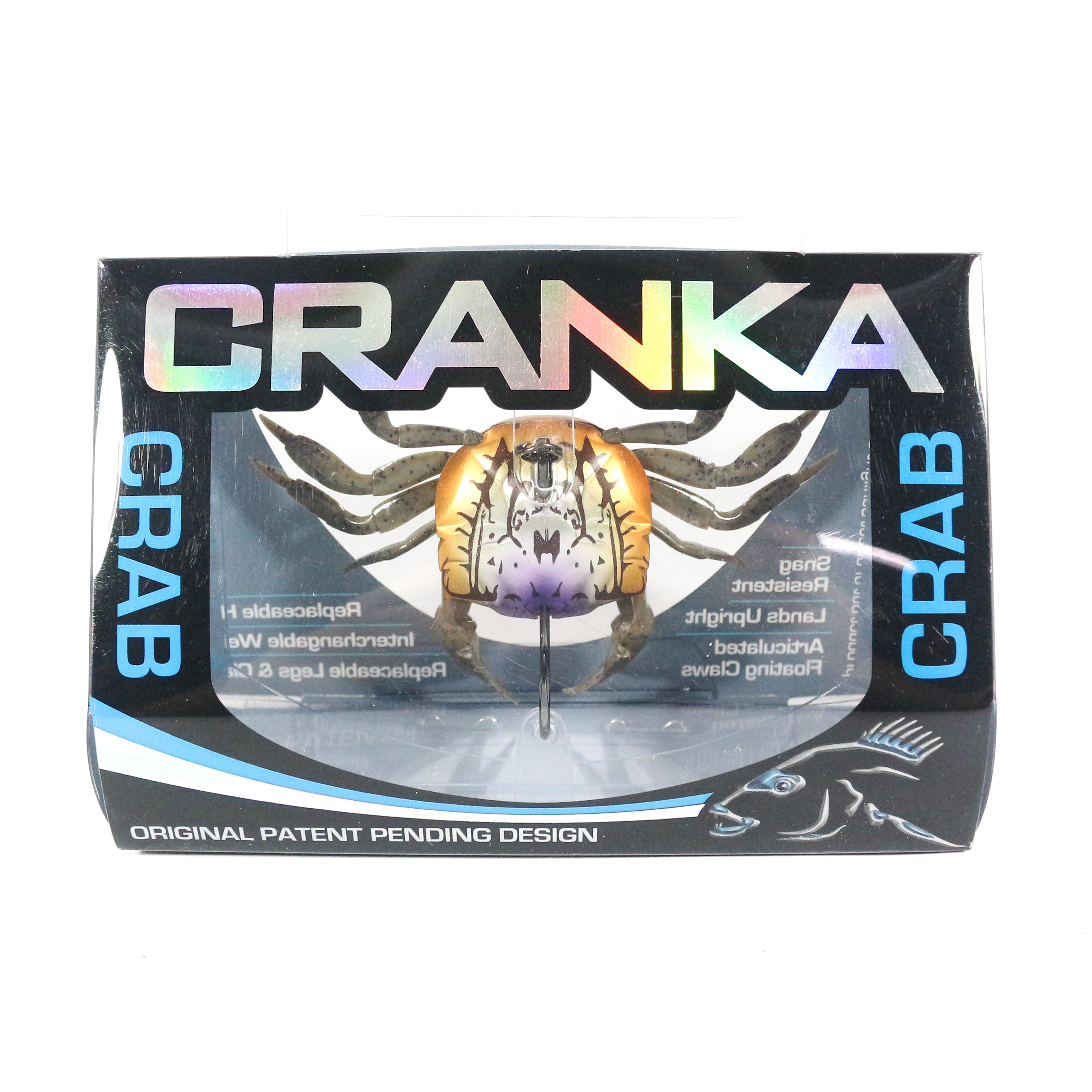 Cranka Crab Sinking Lure 21 grams CRS-85-MFD (5488)