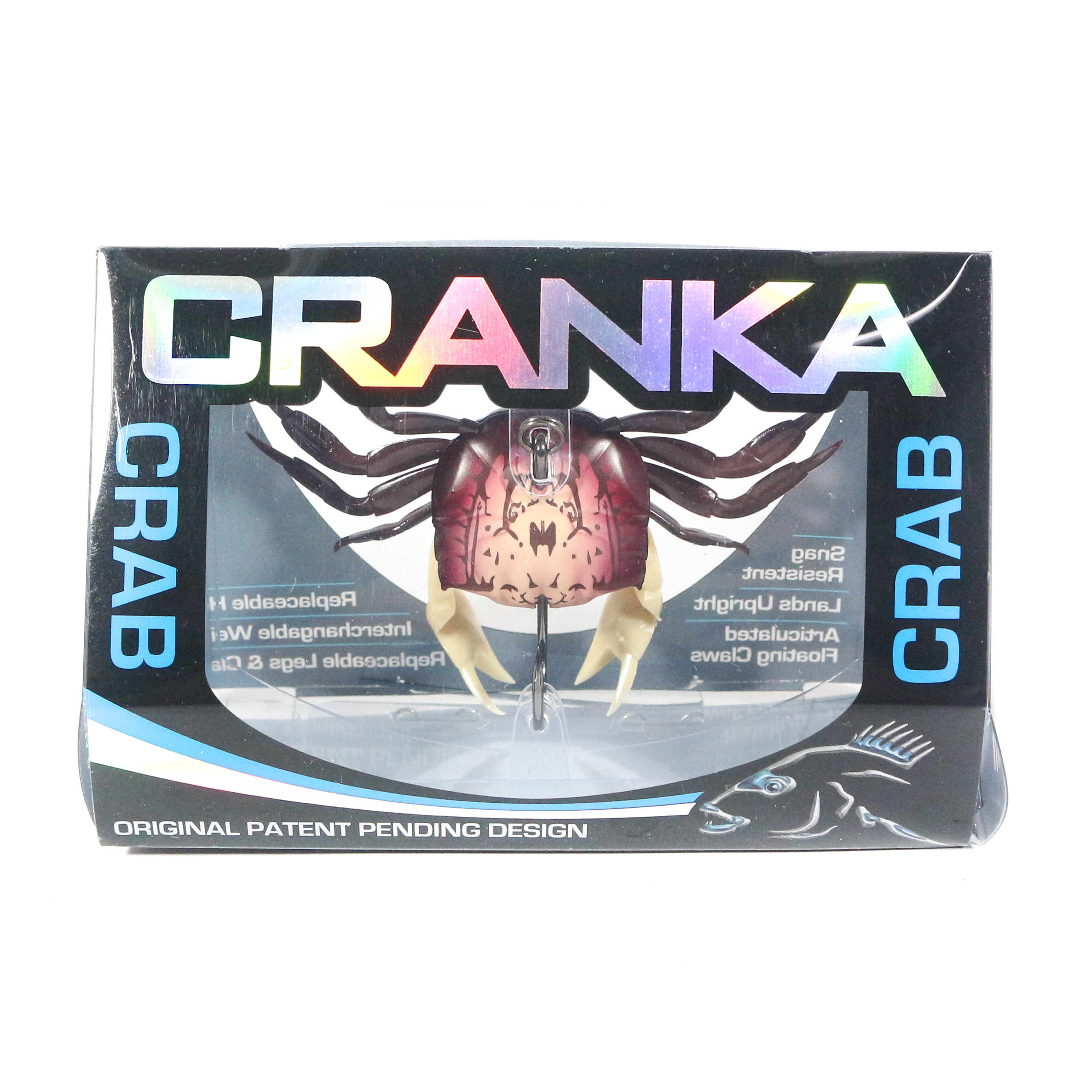 Cranka Crab Sinking Lure 21 grams CRS-85-BFD (5495)