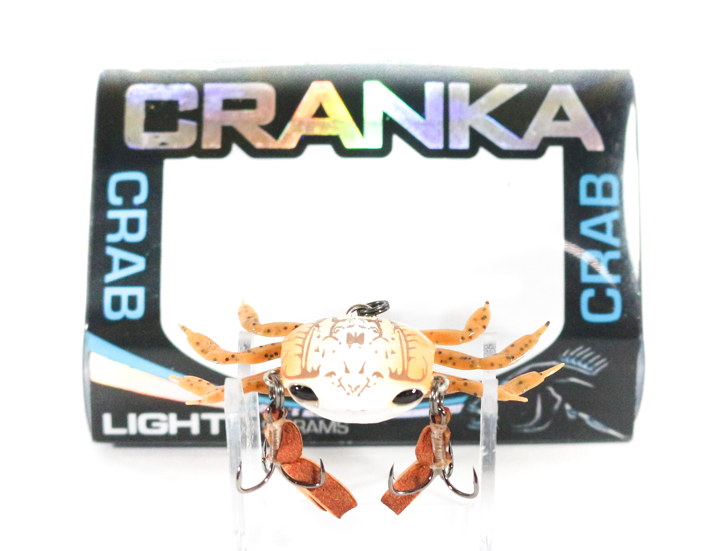 Cranka Crab Sinking Lure 3.9 grams CR-18-FID (7936)