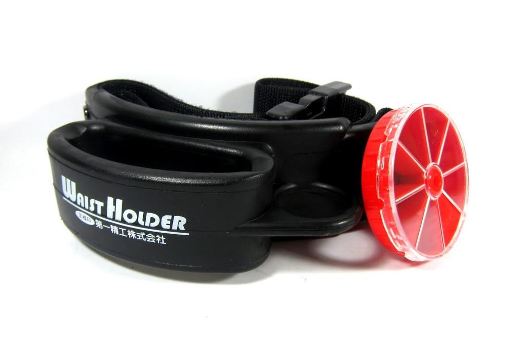 Daiichi #33032 Rod Holder Waist Belt Type (0327)