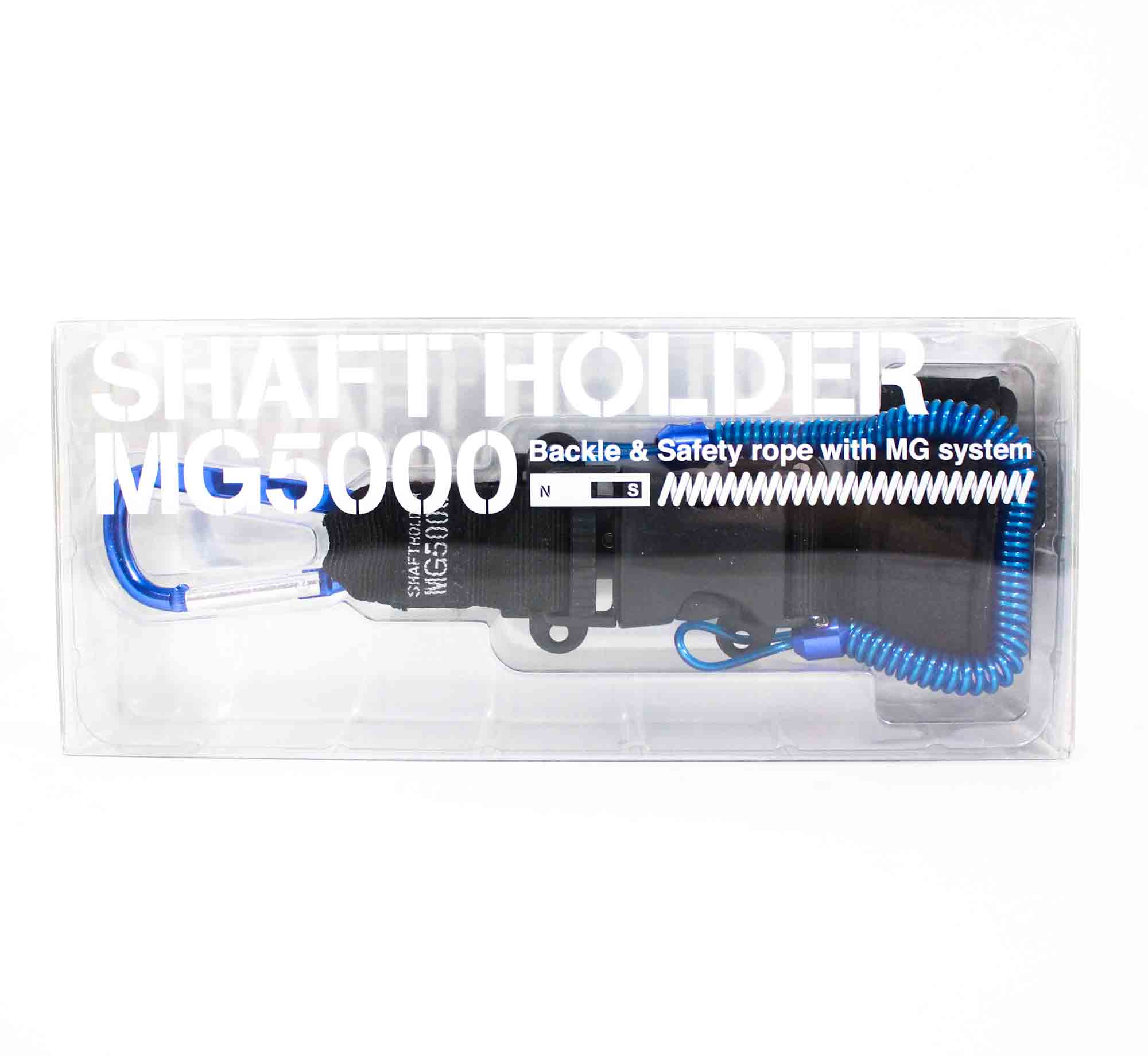 Daiichi #33261 Shaft Holder MG 5000 Magnet System 120 cm Blue (2611)