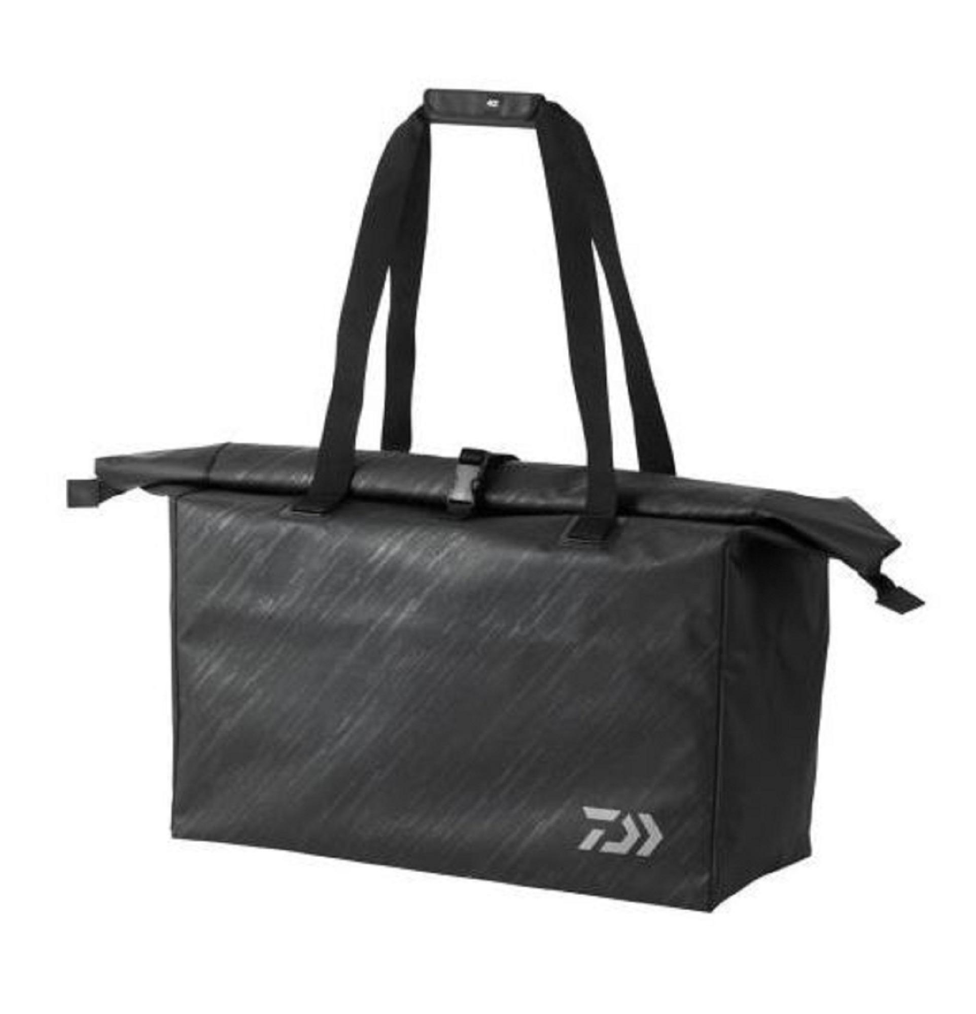 Daiwa Bag Tote TP Black Camo Size L (9491)