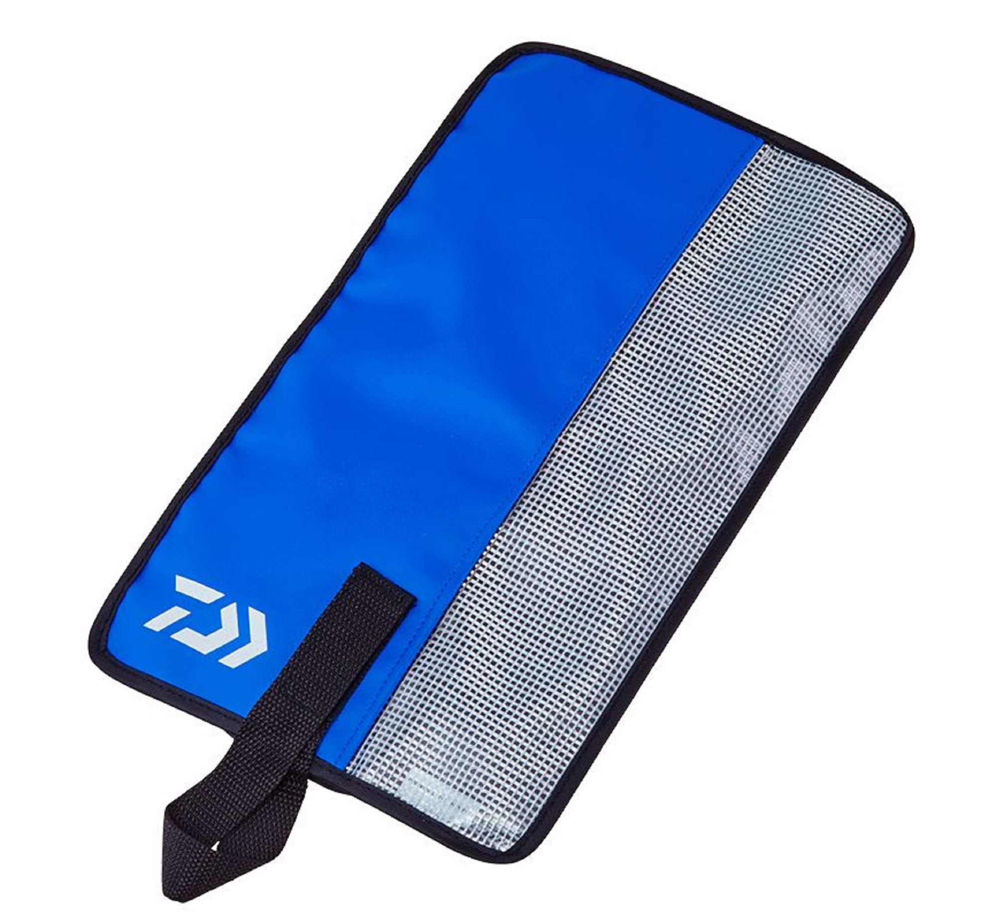 Sale Daiwa TP Jig Roll Bag for up to 18cm Jigs Blue (0214)