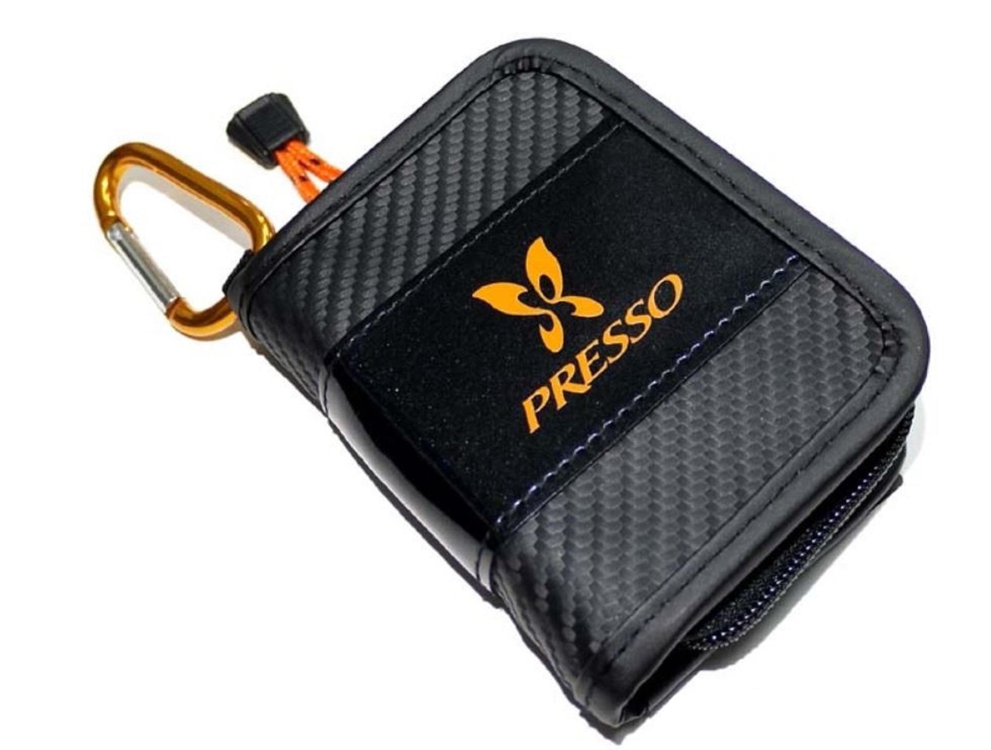 Sale Daiwa Presso Spoon Wallet S-C 9 x 11 x 3.5cm Black (0331)