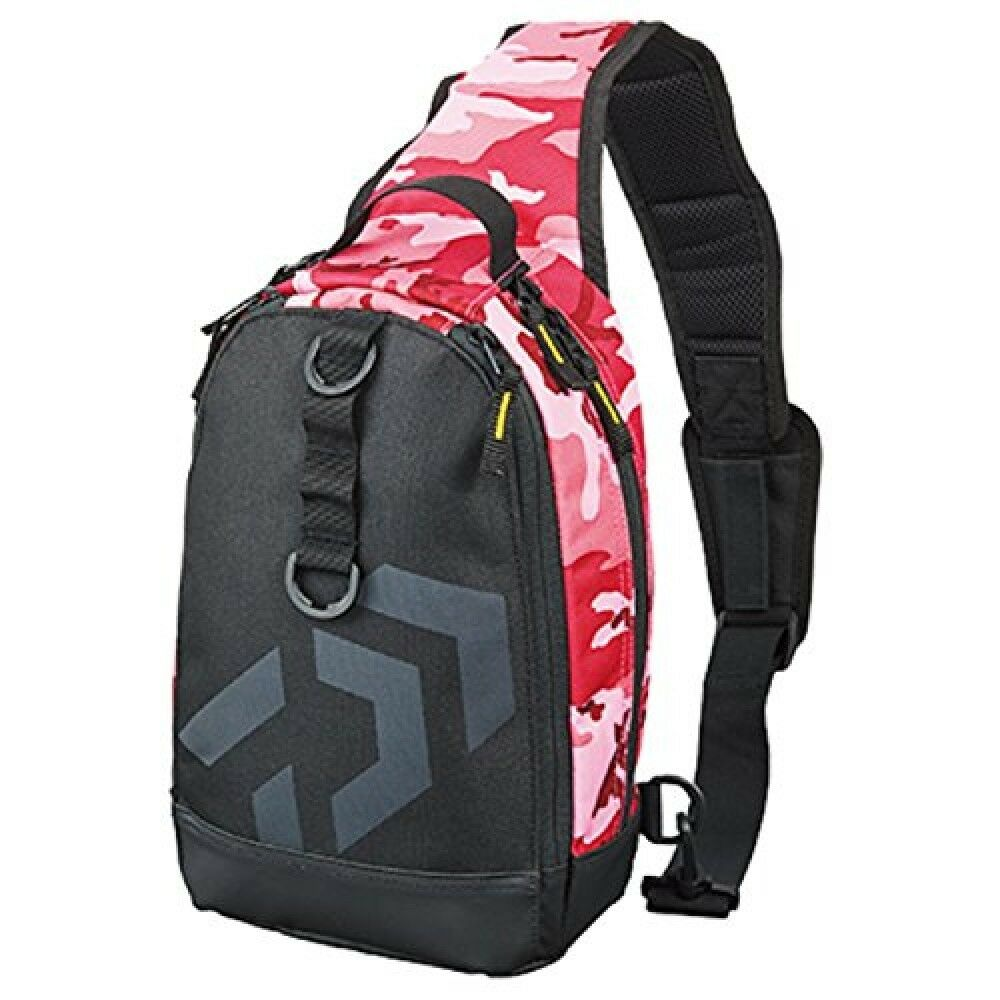 Daiwa One Shoulder Bag C Pink Camo (3859)