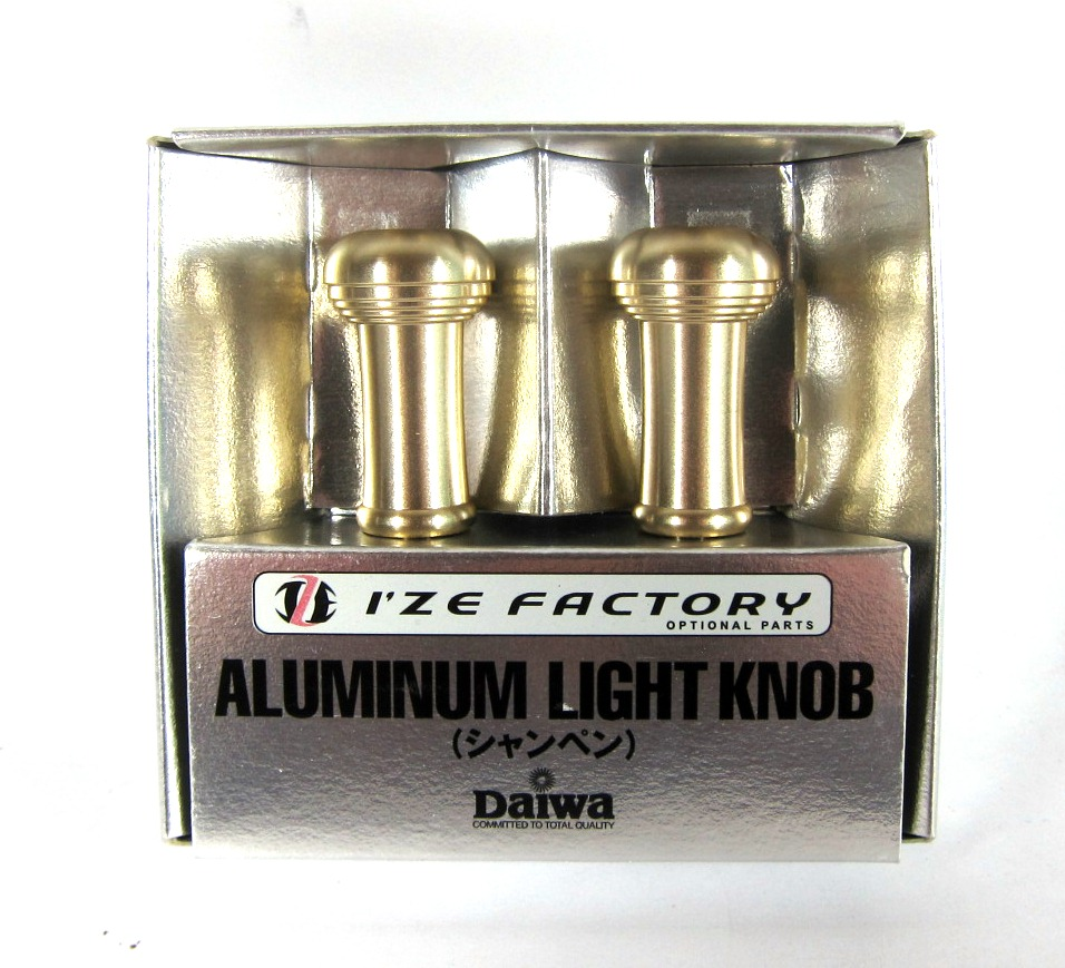 Sale Daiwa Aluminium Light Knob Kit For Daiwa Baitcasting Reels 652940