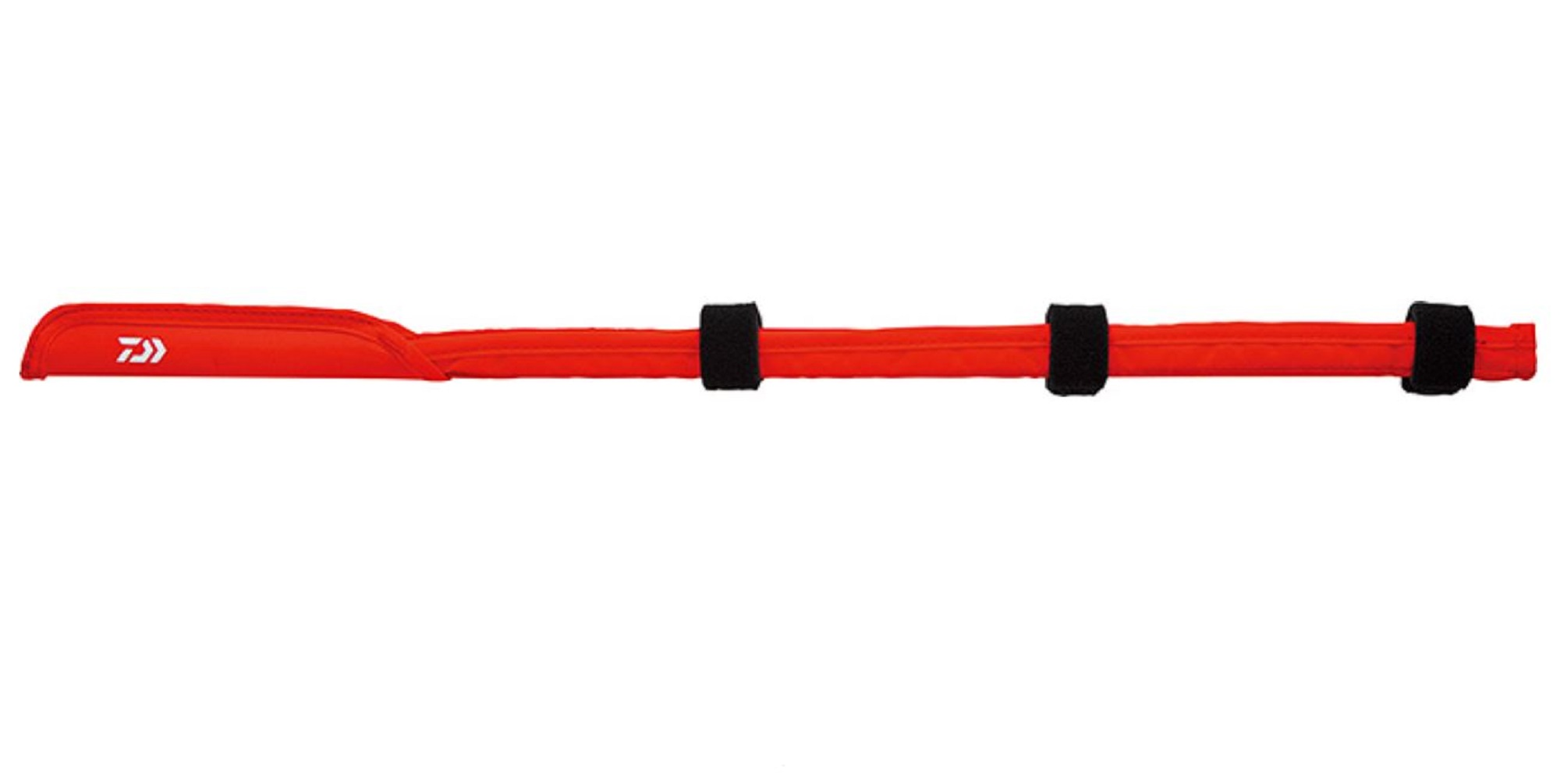 Sale Daiwa Rod Tip Protector Cover Long 55 x 2.5 cm Red (7921)
