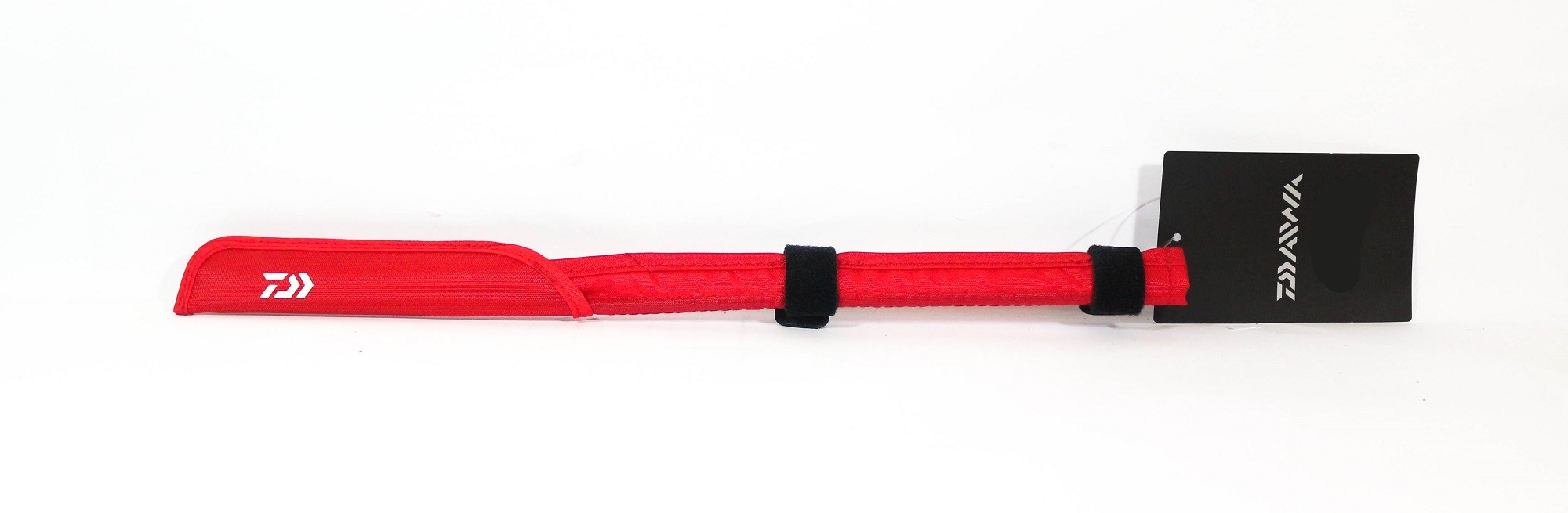 Sale Daiwa Rod Tip Protector Cover Short 37 x 2.5 cm Red (8872)