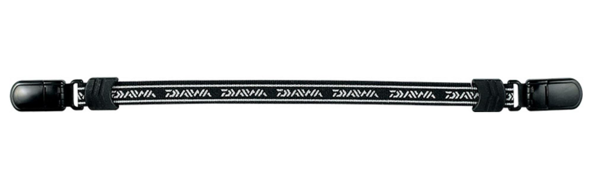 Sale Daiwa DA-9100 Clip on Cap Strap Black (7258)