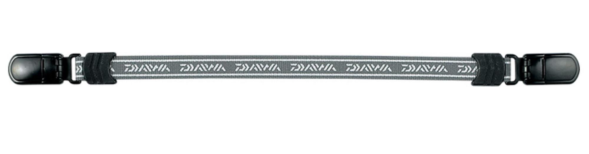 Sale Daiwa DA-9100 Clip on Cap Strap Grey (7272)