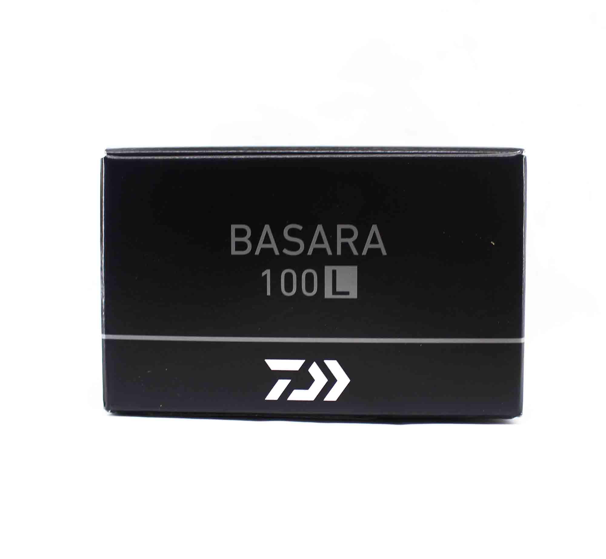 Daiwa Reel Baitcast 21 Basara 100L Left Hand (2079)