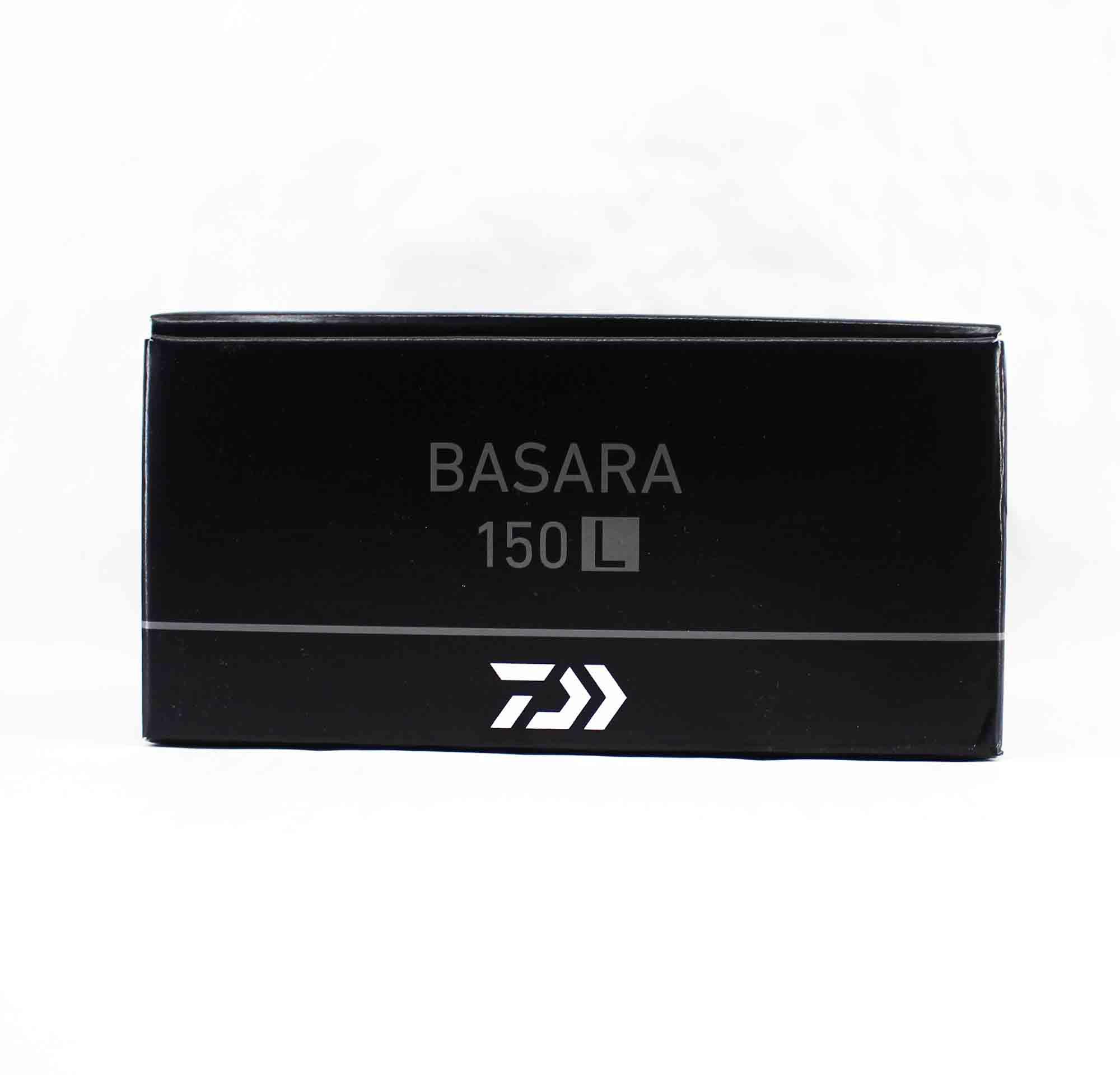 Daiwa Reel Baitcast 21 Basara 150L Left Hand (2093)