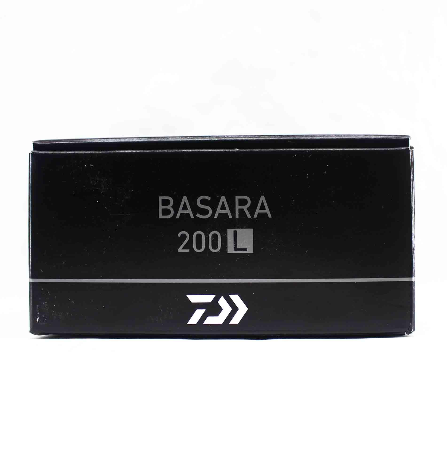 Daiwa Reel Baitcast 21 Basara 200L Left Hand (2116)