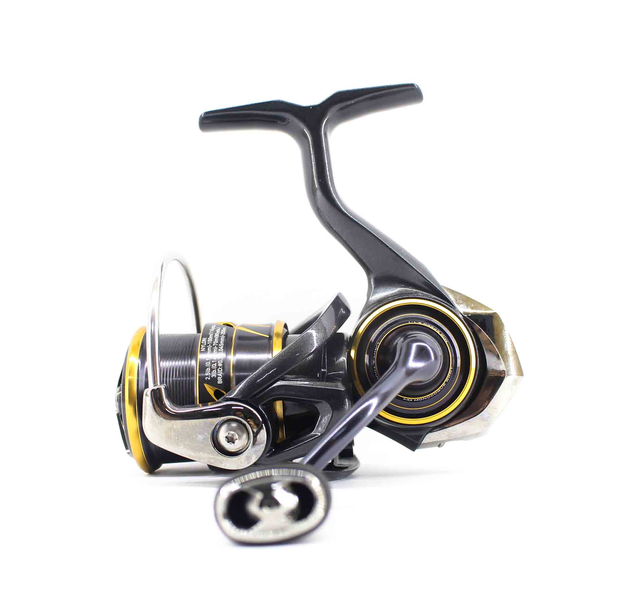 Daiwa Reel Spinning 21 Caldia FC LT1000S (3121)