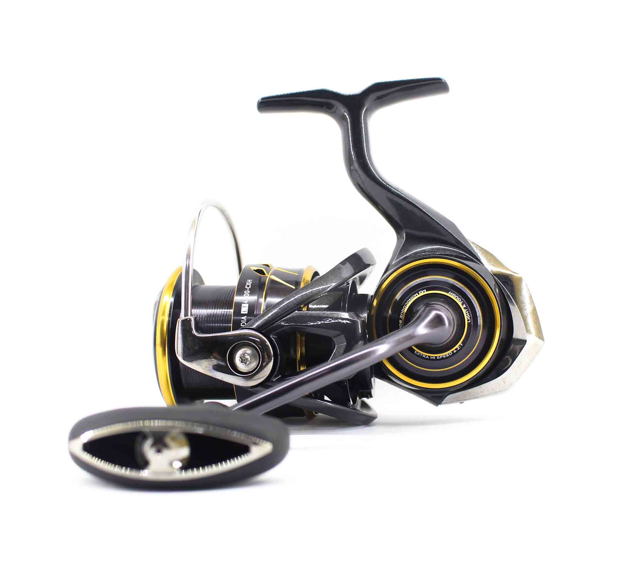 Daiwa Reel Spinning 21 Caldia LT4000-CXH (3220)