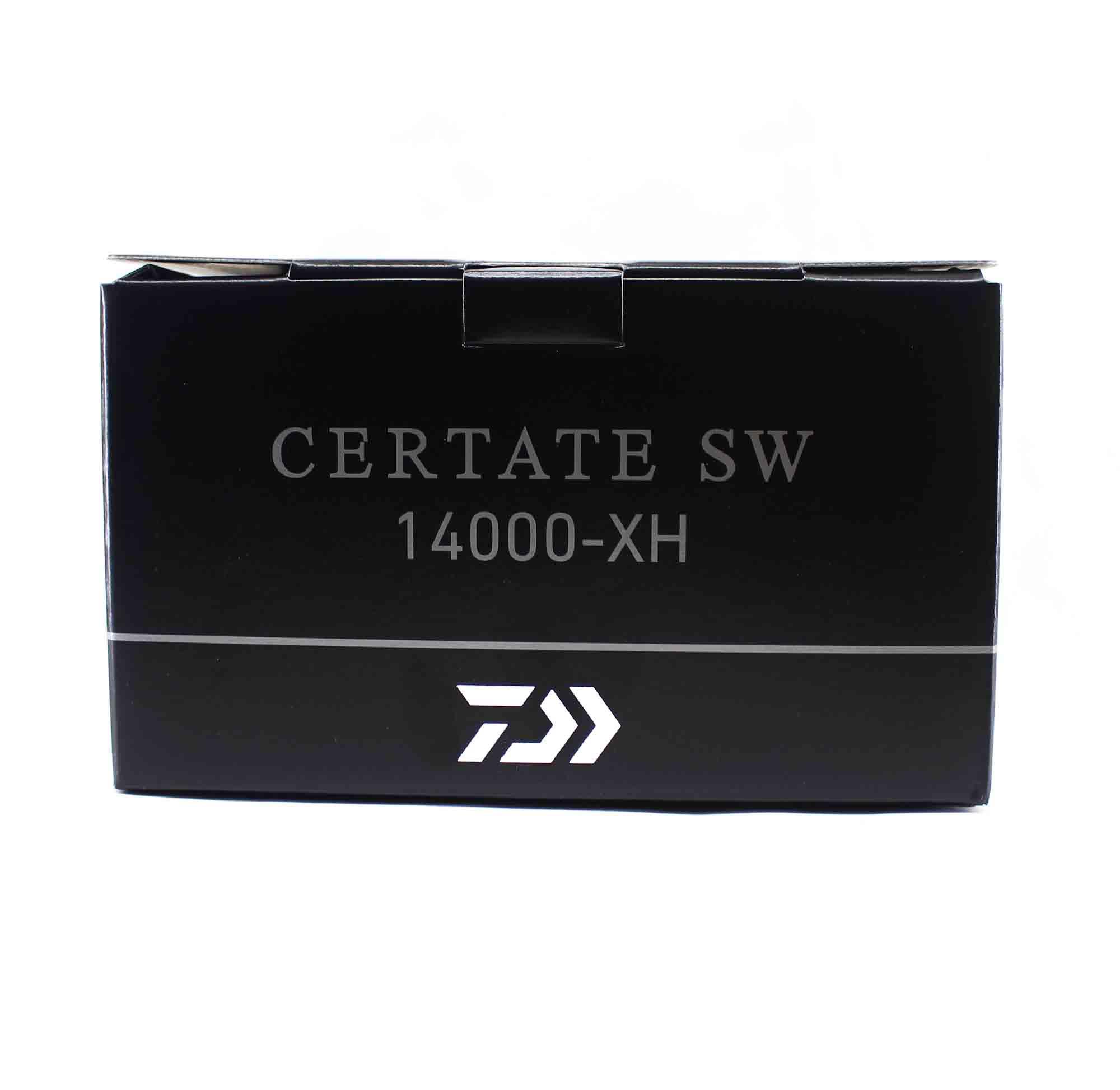 Daiwa Reel Spinning 21 Certate SW 14000-XH (3359)