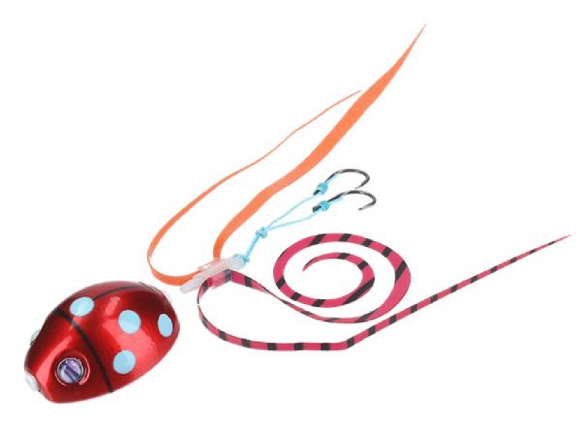 Daiwa Sliding Madai BRFA Nakai LB 100 grams Dot Red (7764)