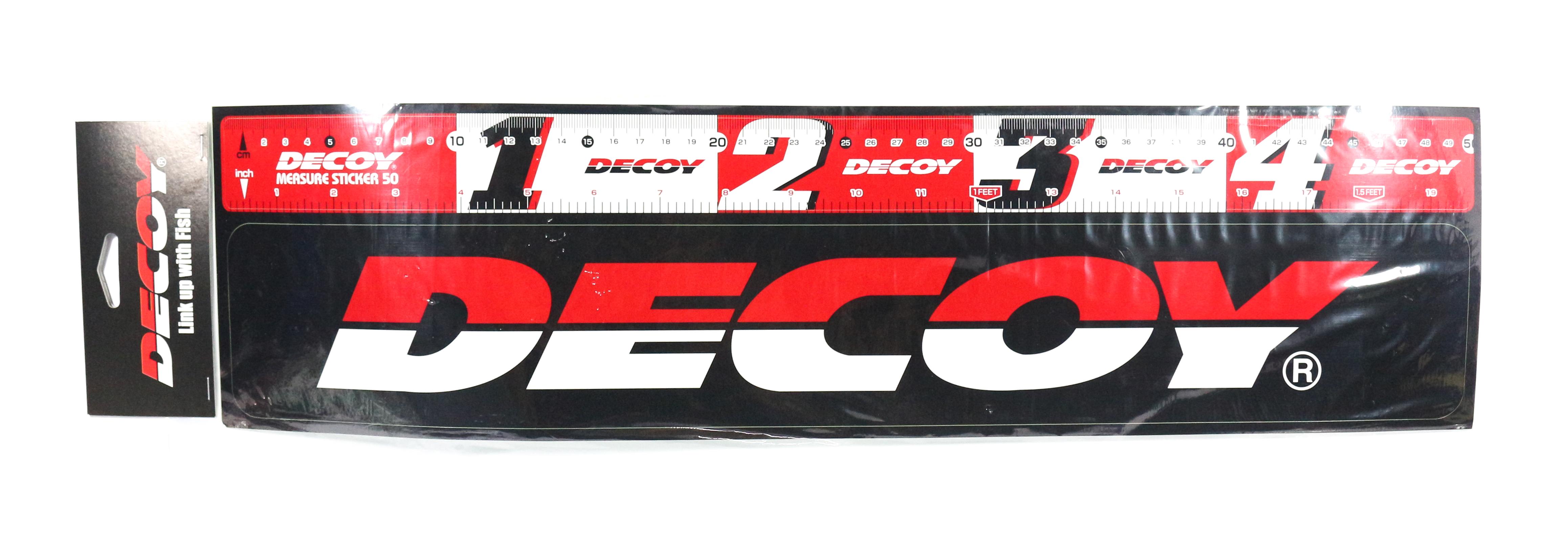 Decoy DA-5 Measure Sticker 50cm (0652)
