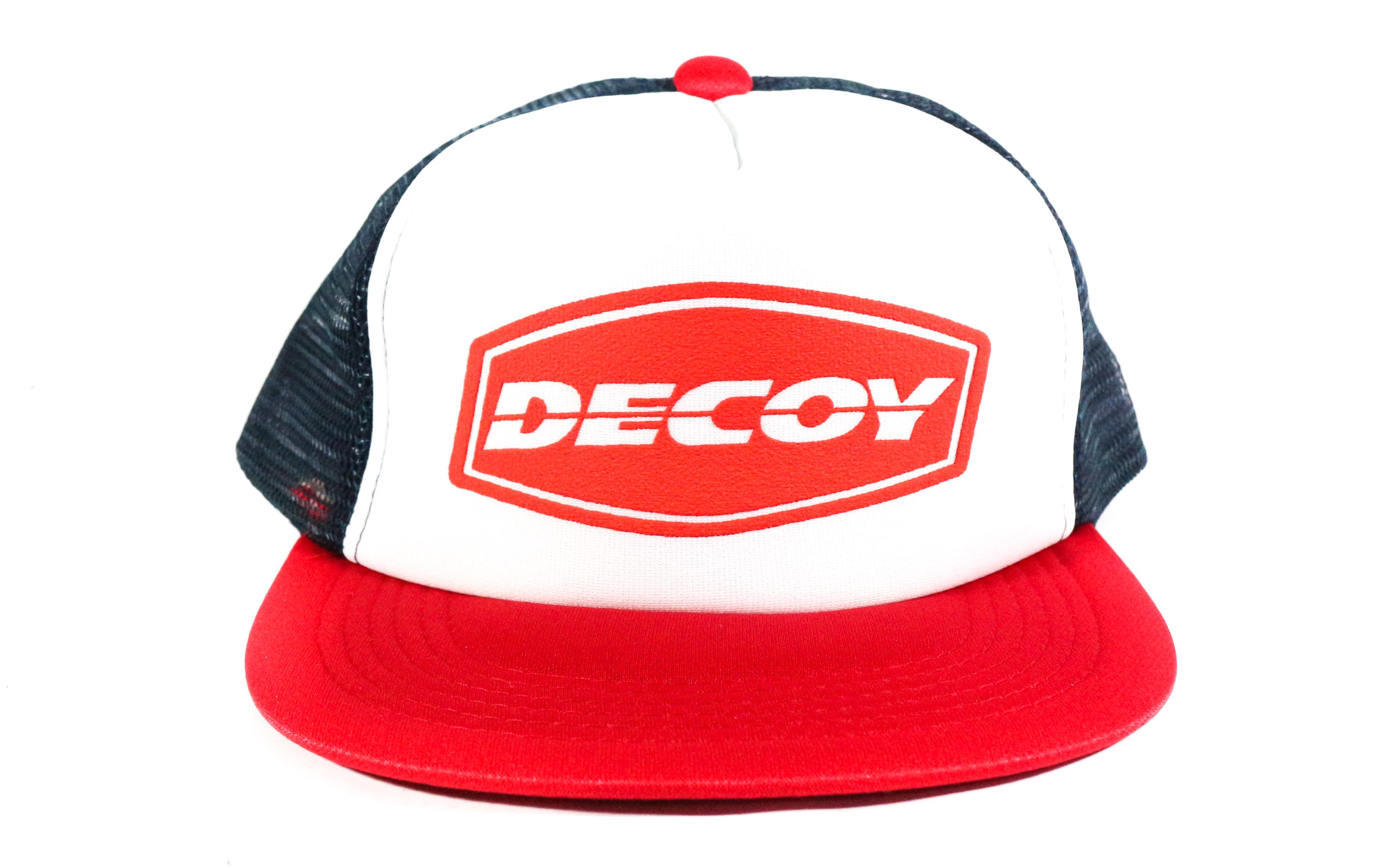 Decoy DA-14 Cap Mesh Free Size Tricoroll (0386)