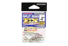 Decoy R-11 Split Ring EX Extra Strong Size 4+ (8144)