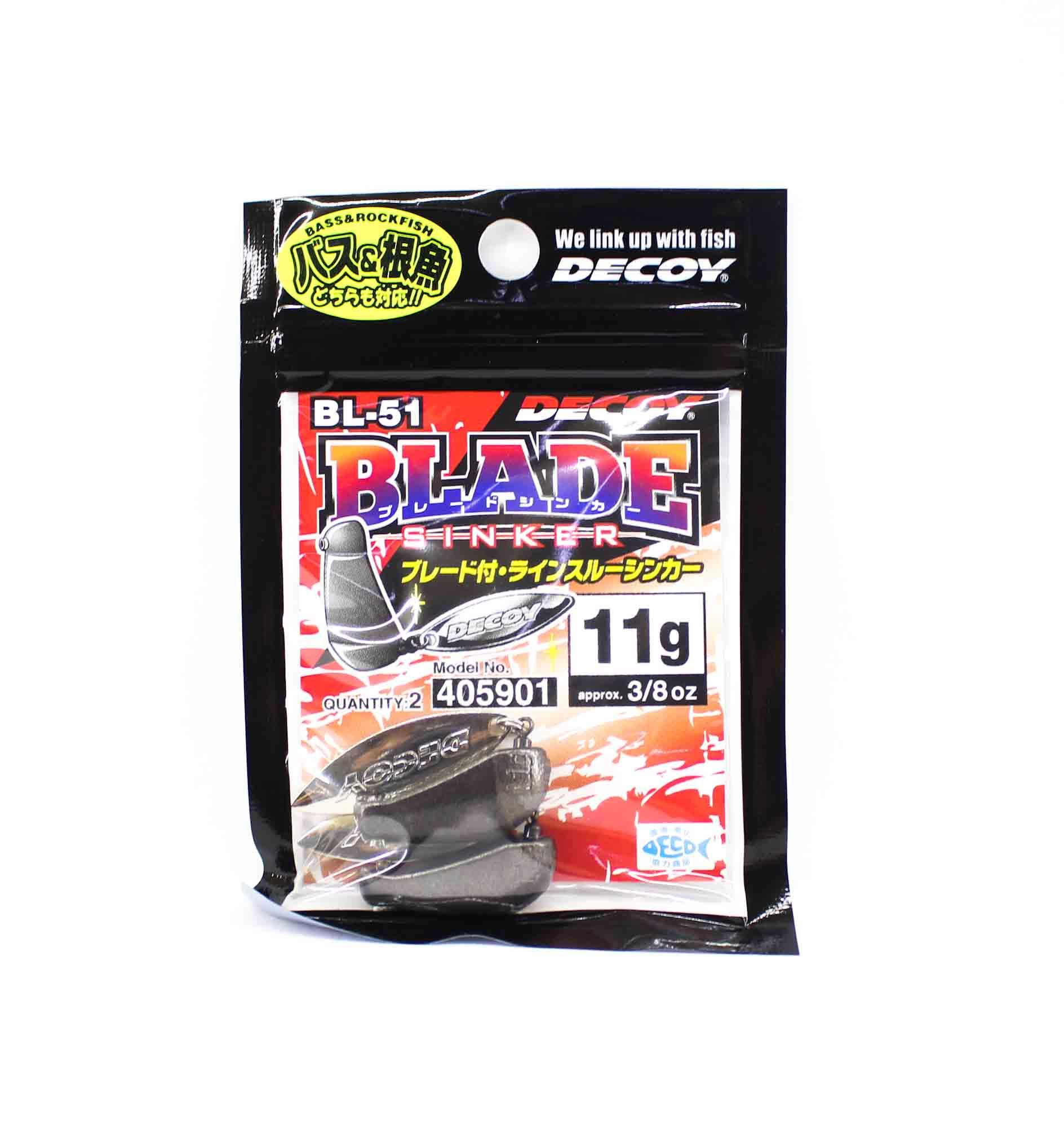 Decoy BL-51 Blade Sinker Size 11 grams (5901)