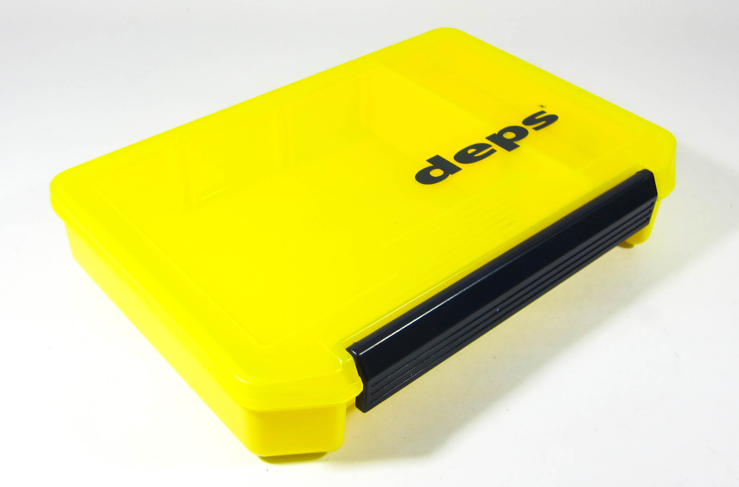 Deps 3010 NDM Tackle Lure Box Case Original 205 x 145 x 40 mm Yellow (4104)