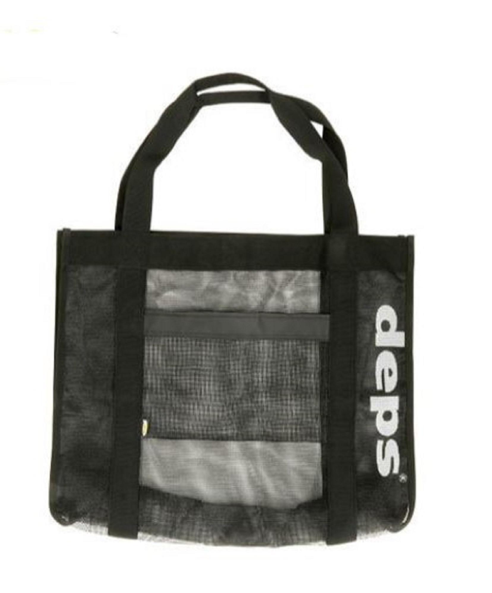 Deps Mesh Bag Size M 400 x 500 x 225 mm Black (4586)