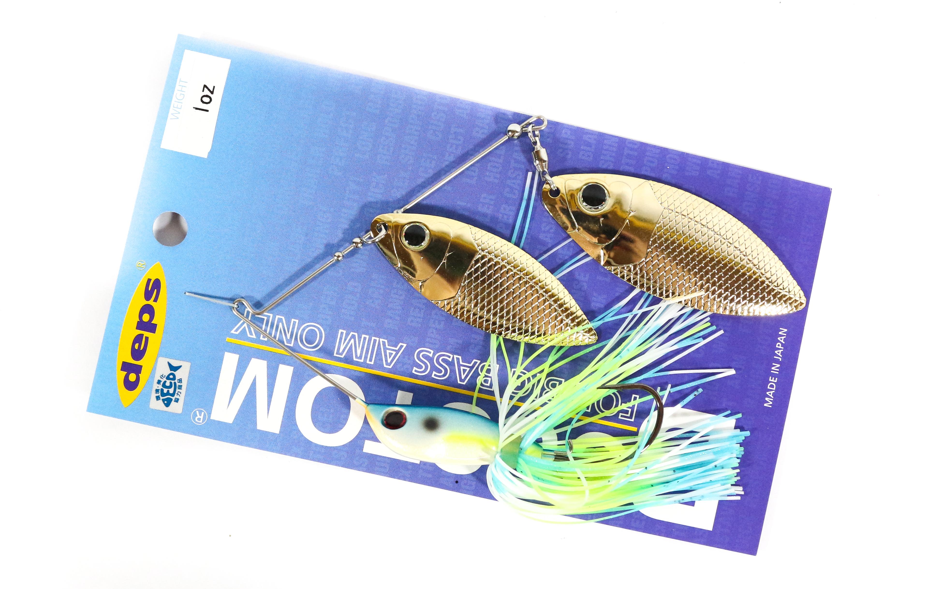 Deps B Custom Spinnerbait DW 1 oz 28 (0281)