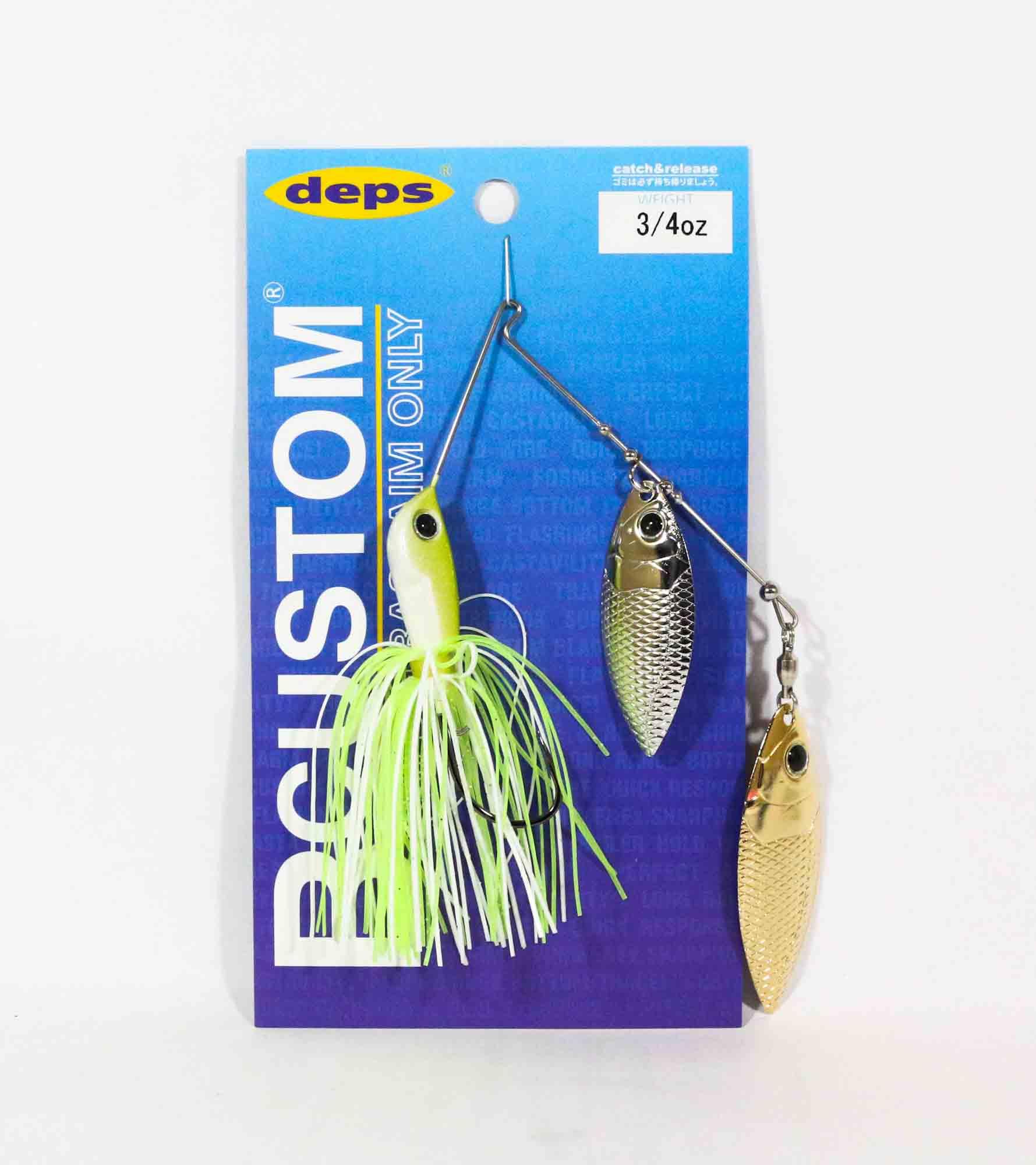 Deps B Custom Spinnerbait DW 3/4 oz 10 (0101)