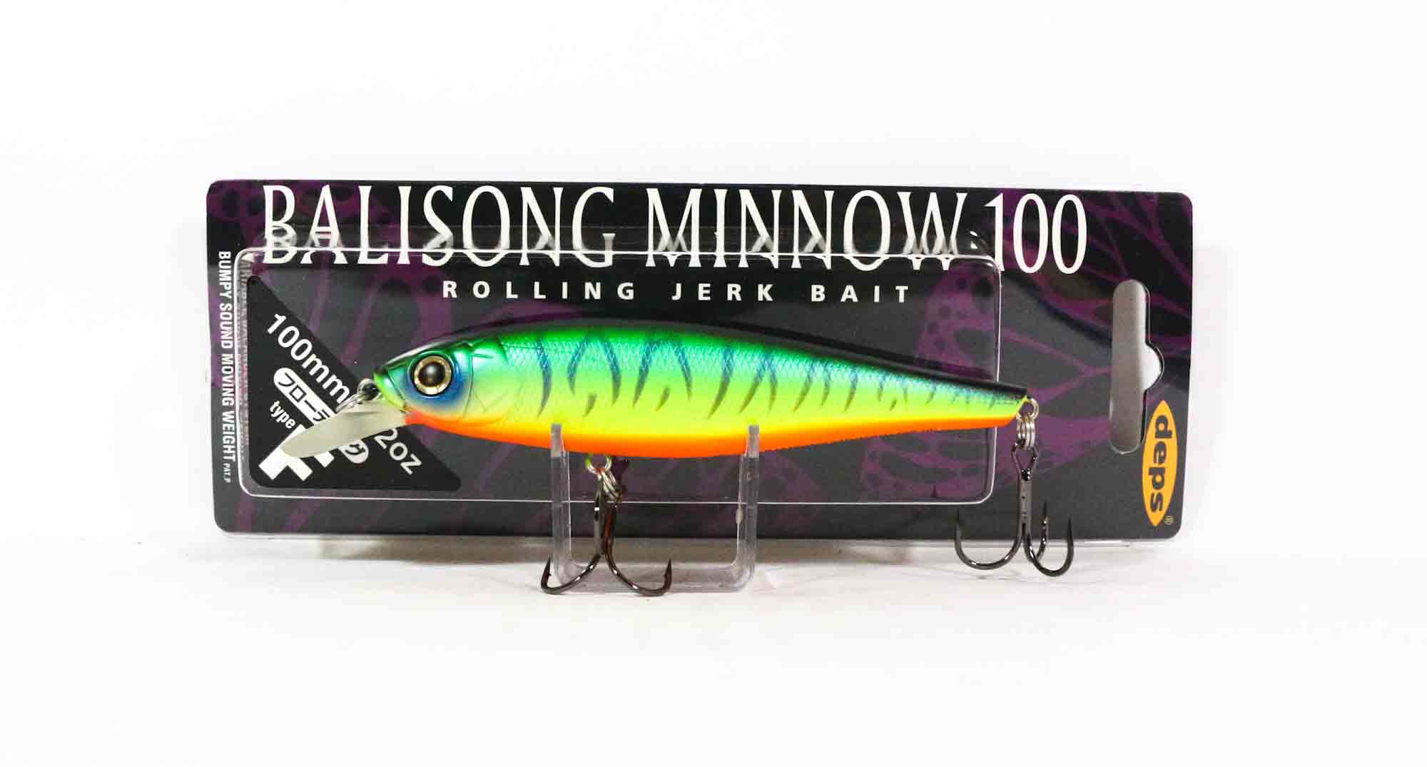 Deps Balisong Minnow 100F 1/2 oz Floating Lure 05 (2053)
