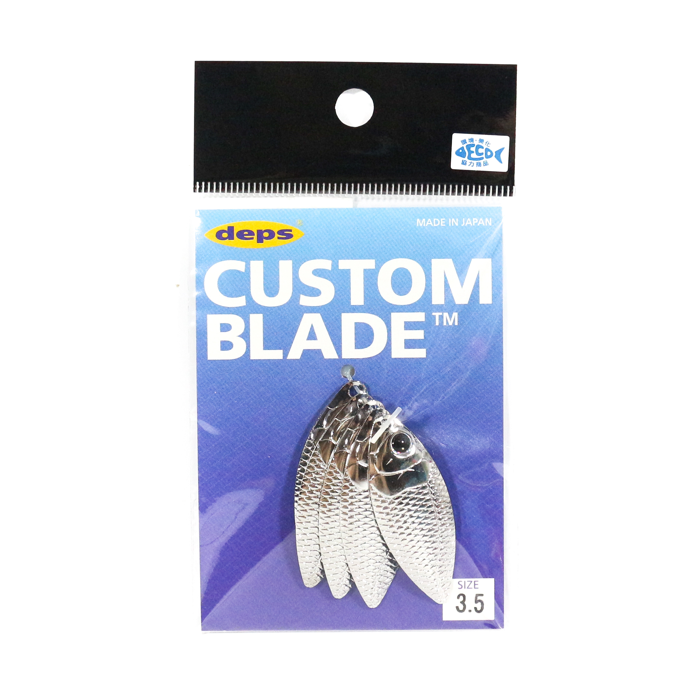 Deps Custom Blade Set Willow Size 3.5 S 5 pieces (0041)